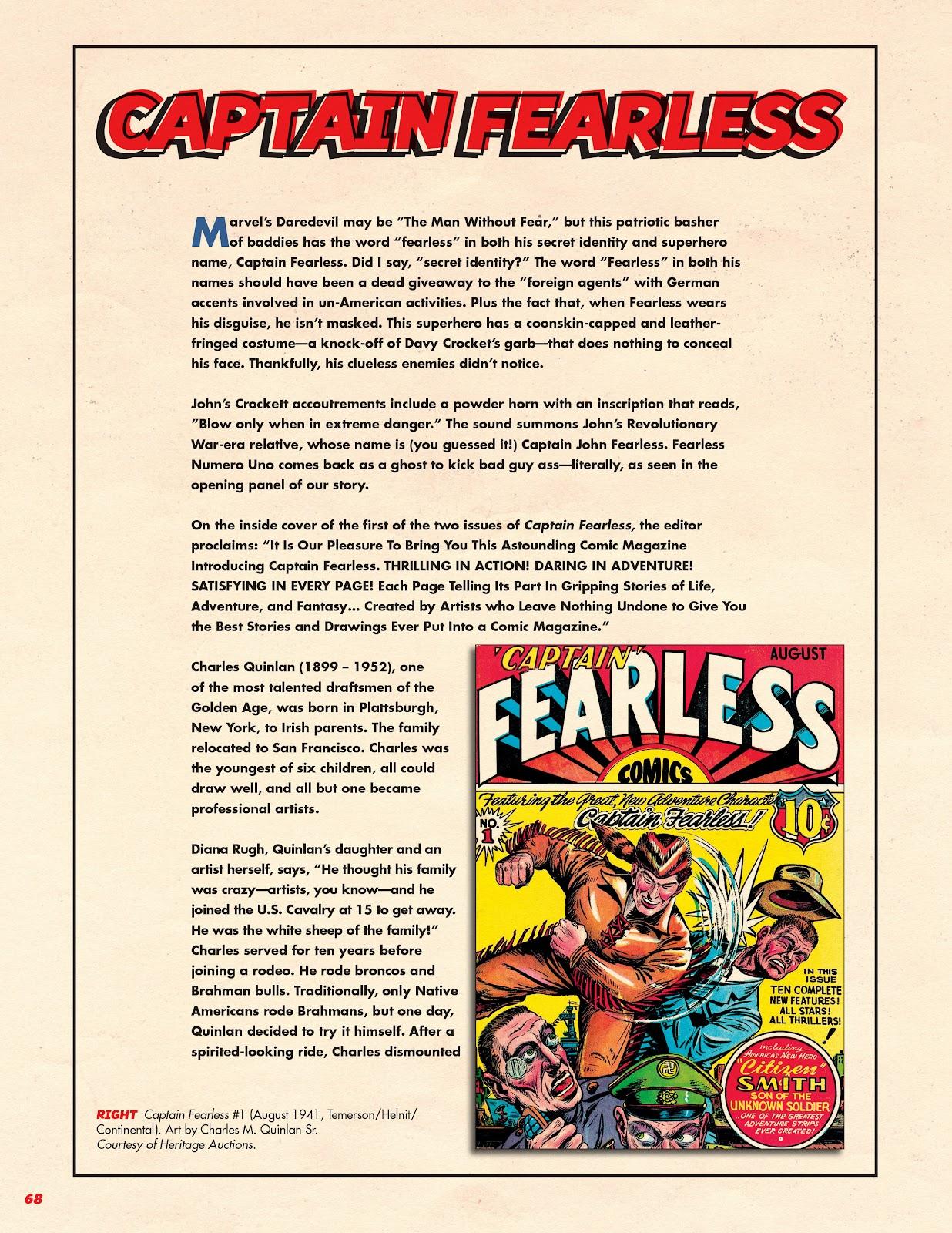 Read online Super Weird Heroes comic -  Issue # TPB 1 (Part 1) - 67