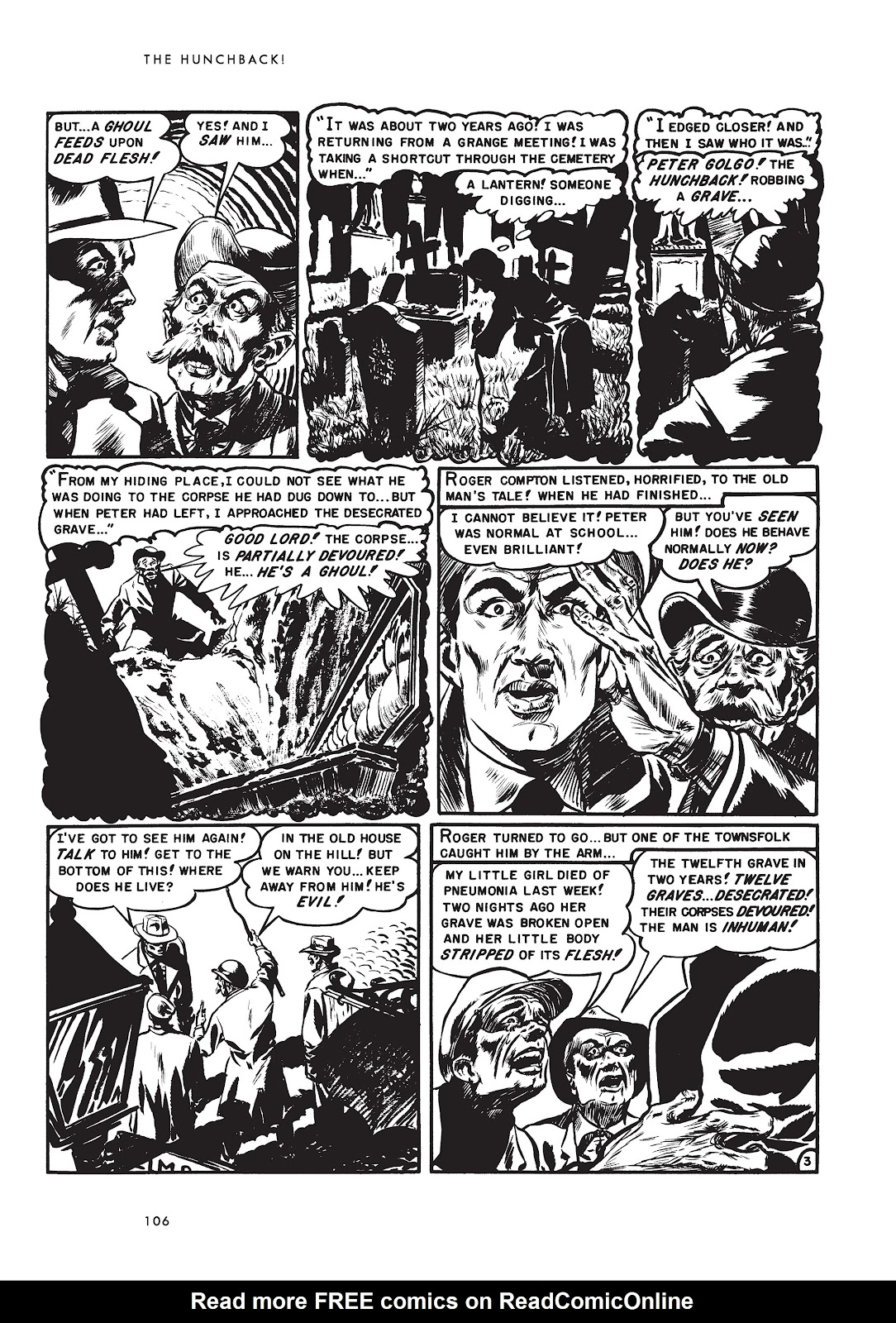 Read online Doctor of Horror and Other Stories comic -  Issue # TPB (Part 2) - 22