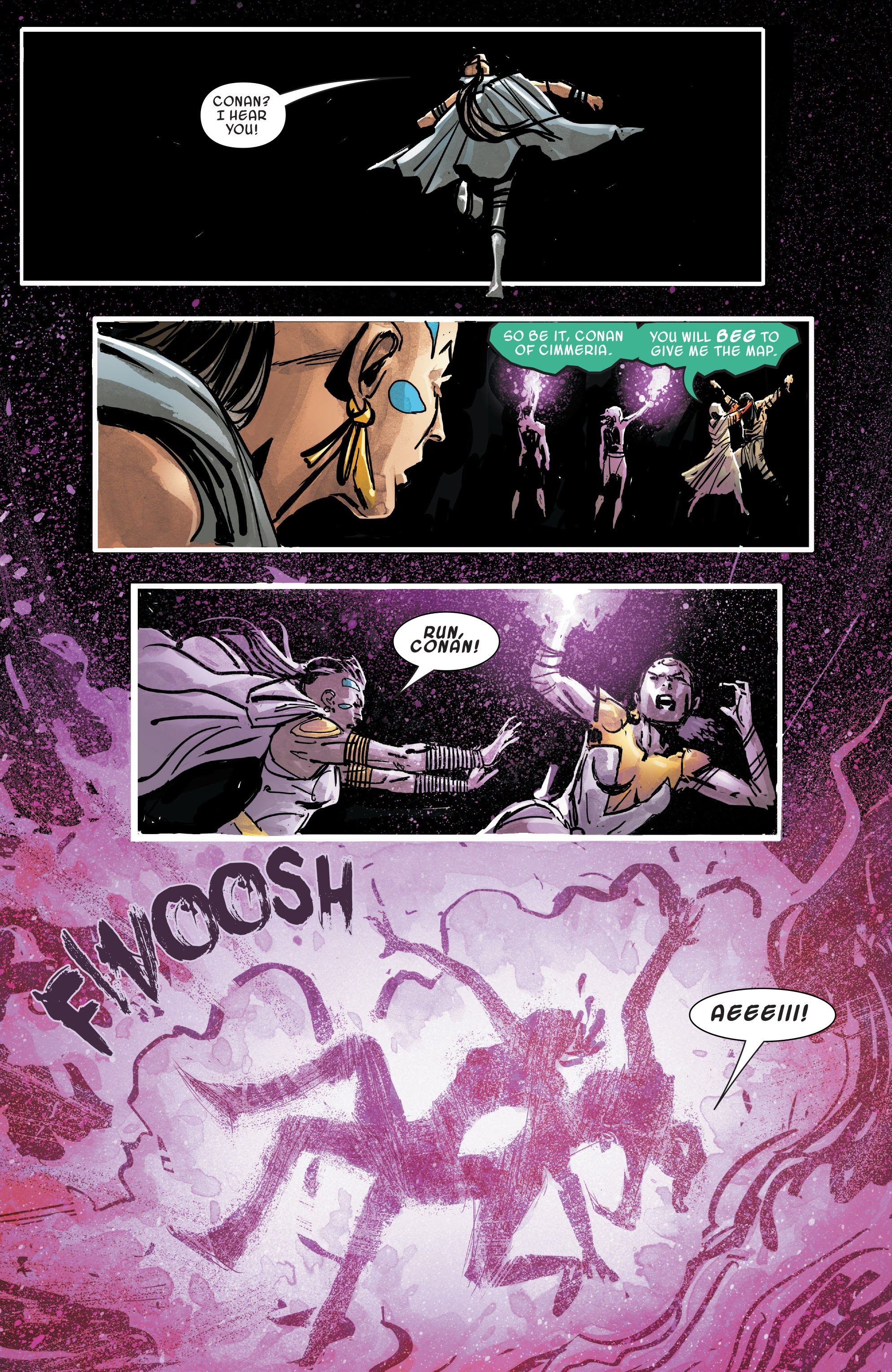 Read online Savage Sword of Conan comic -  Issue #3 - 16