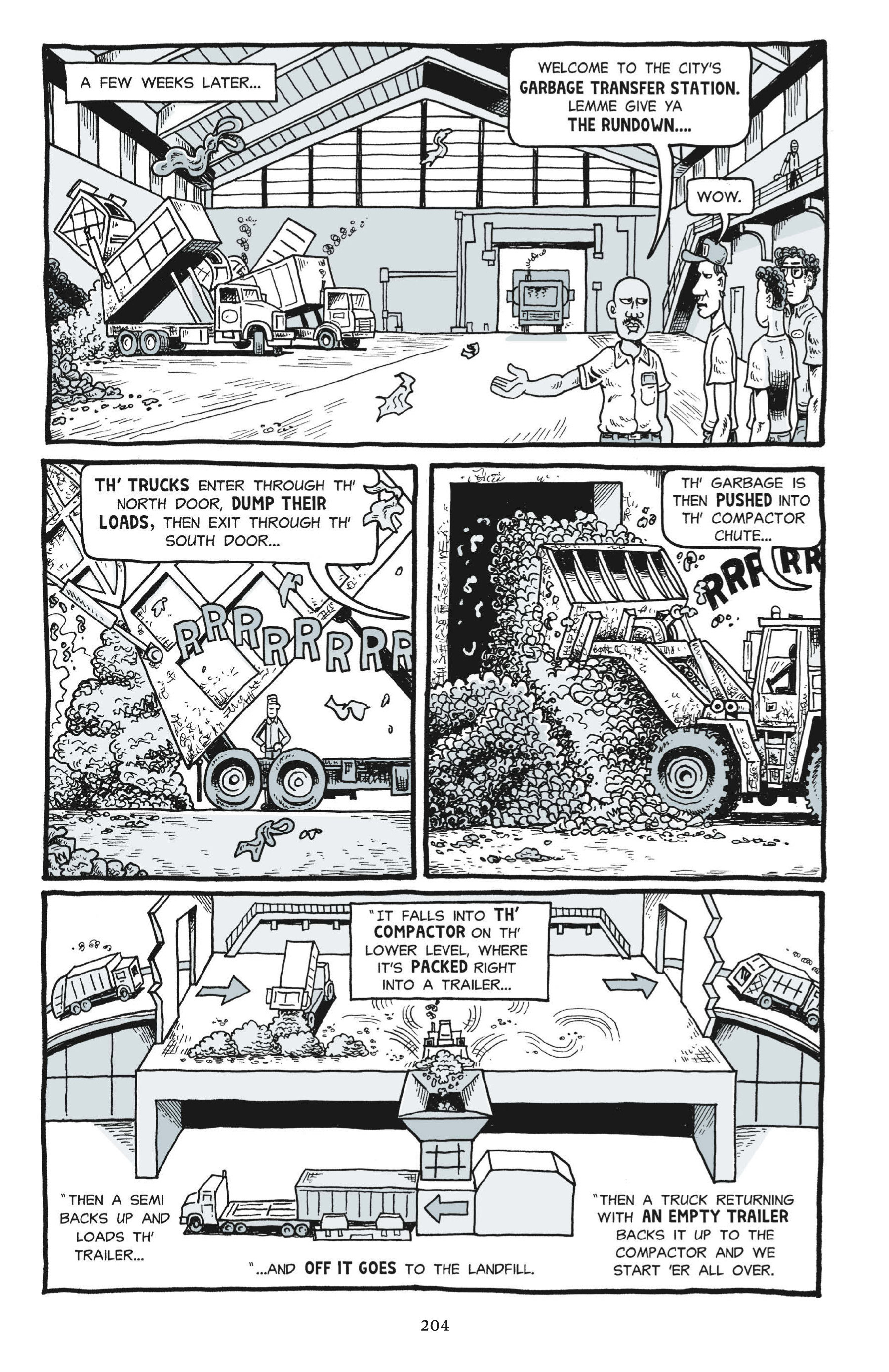 Read online Trashed comic -  Issue # Full - 196