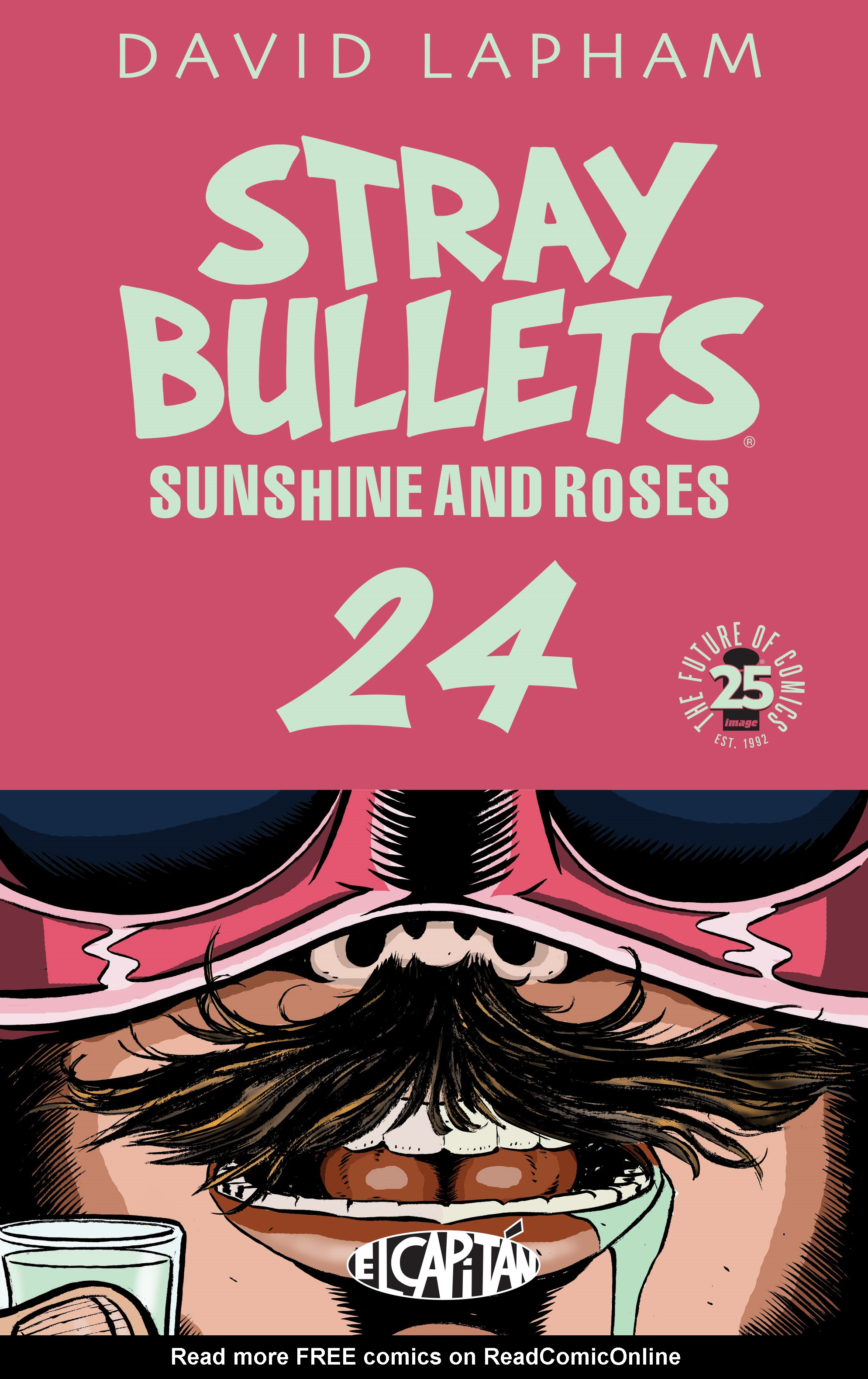 Read online Stray Bullets: Sunshine & Roses comic -  Issue #24 - 1
