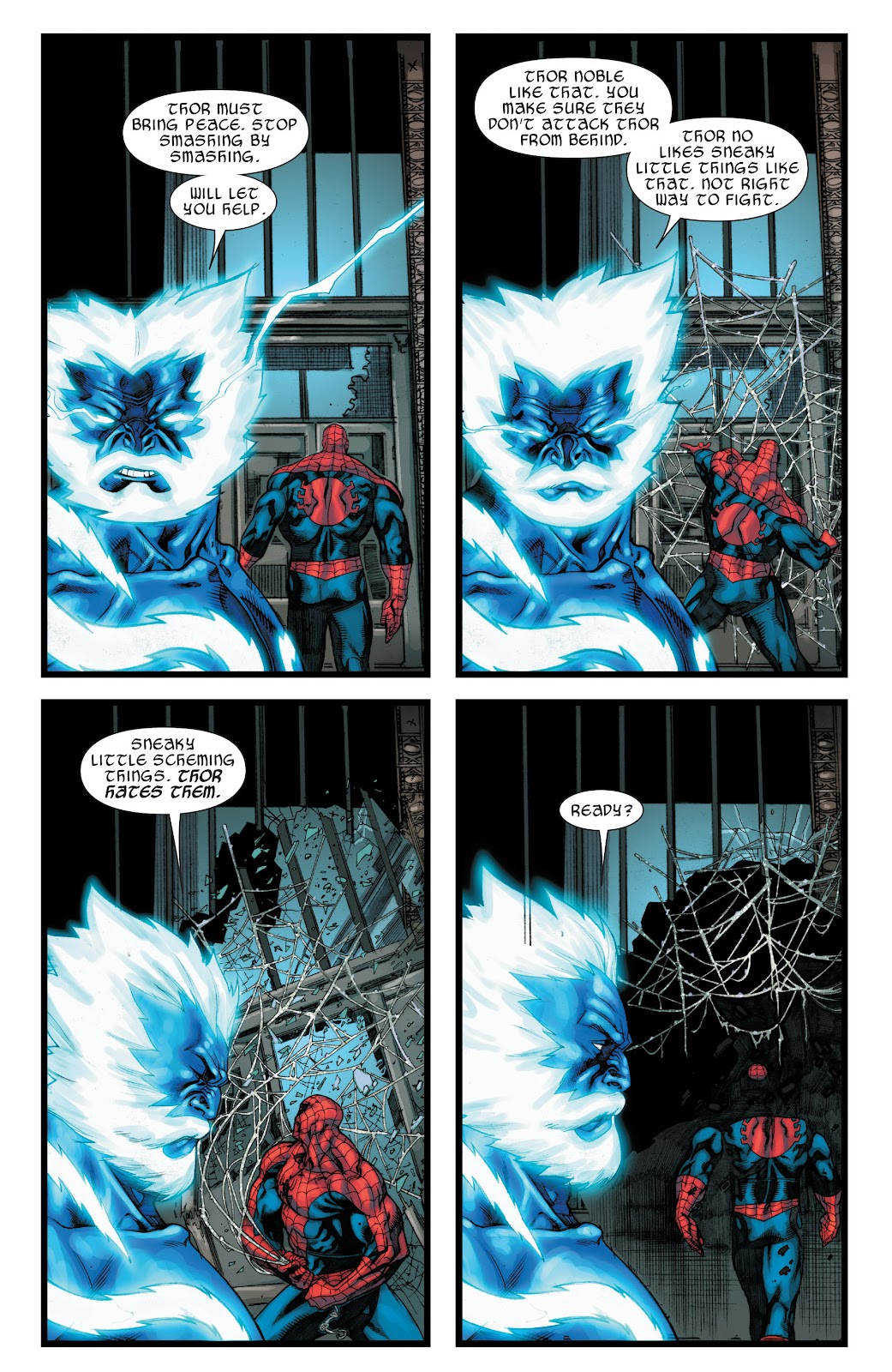 World War Hulks: Spider-Man vs. Thor Issue #1 #1 - English 7