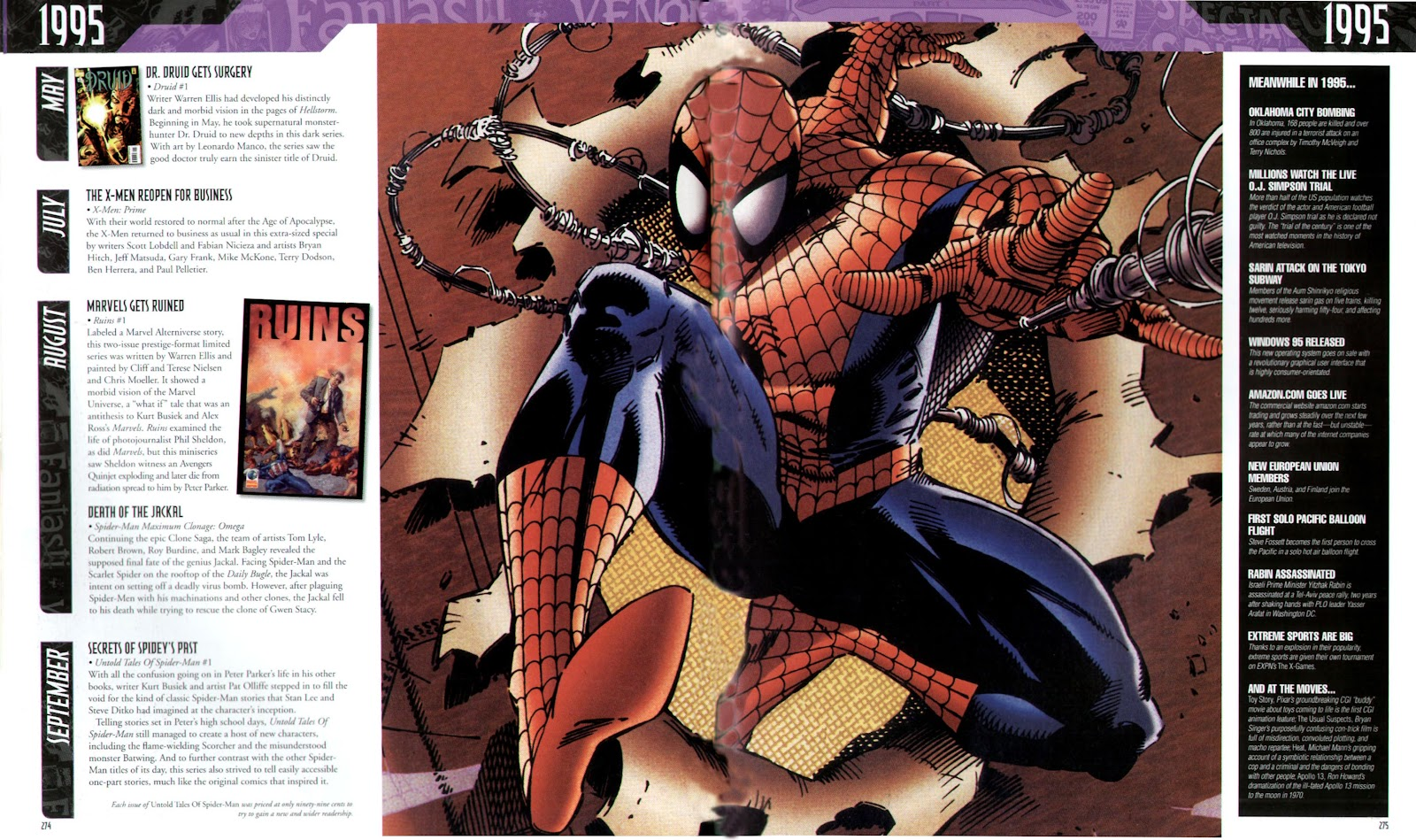 Read online Marvel Chronicle comic -  Issue # TPB (Part 3) - 61
