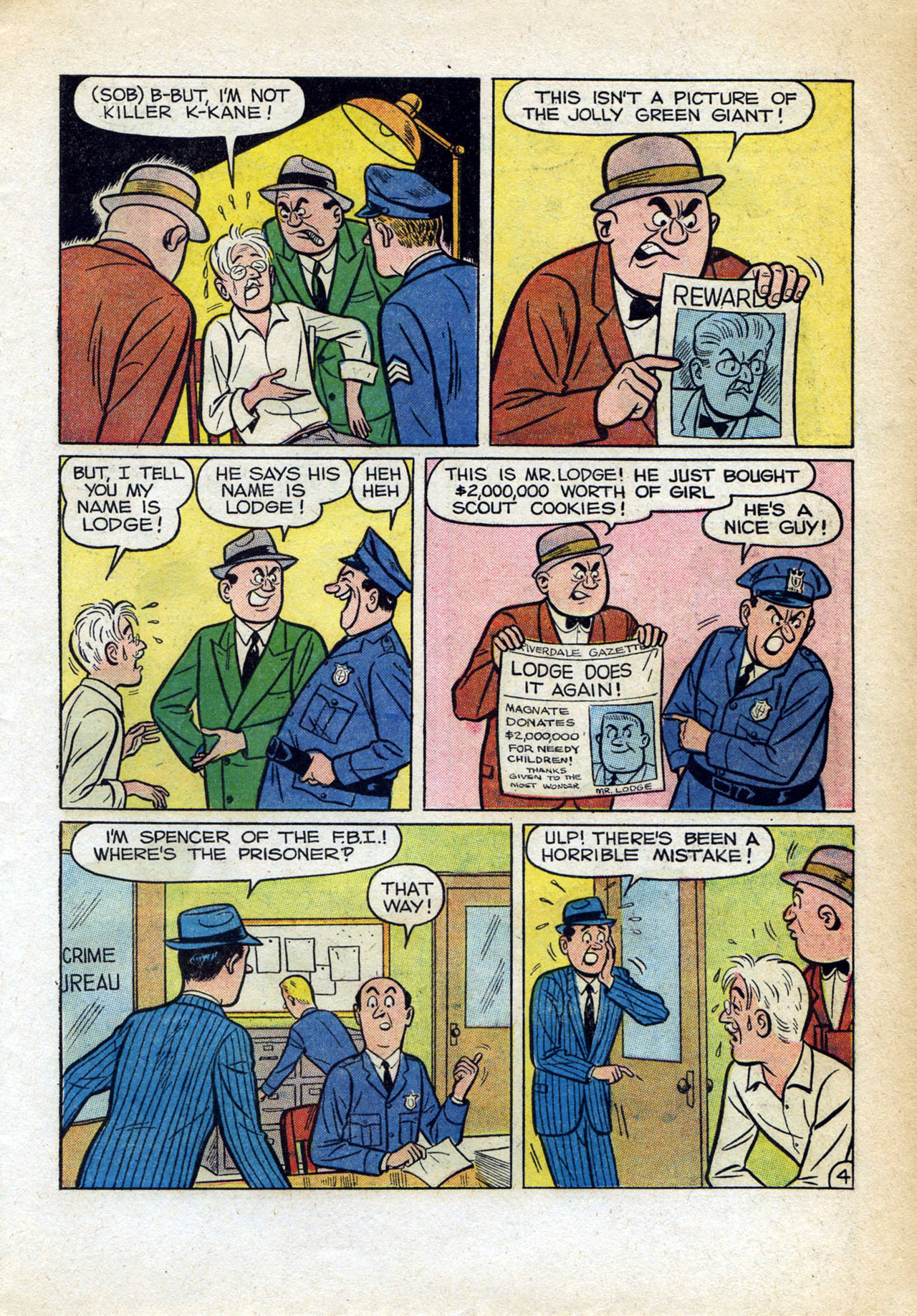 Read online Archie (1960) comic -  Issue #140 - 23