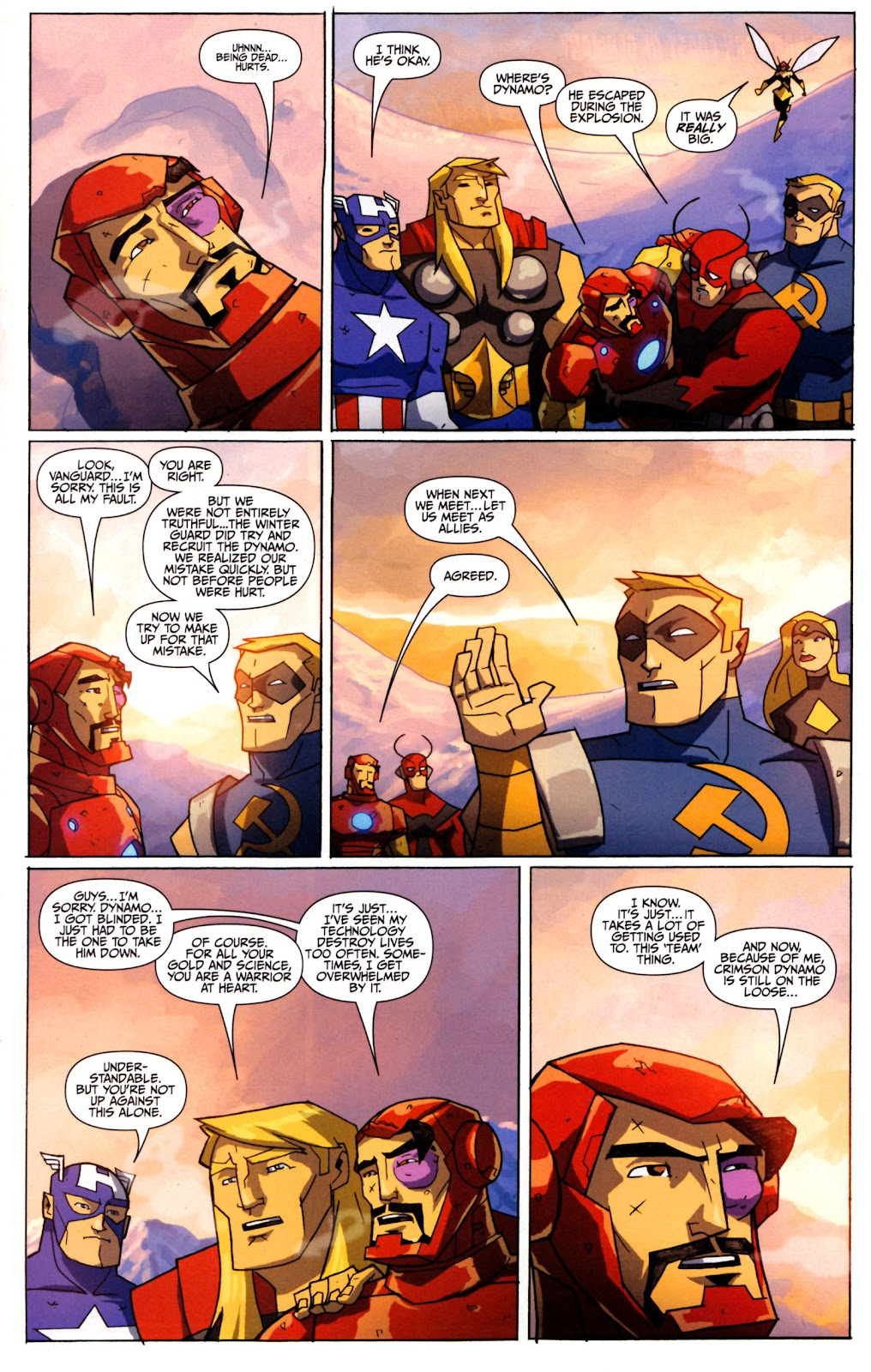 Avengers: Earth's Mightiest Heroes (2011) Issue #2 #2 - English 15