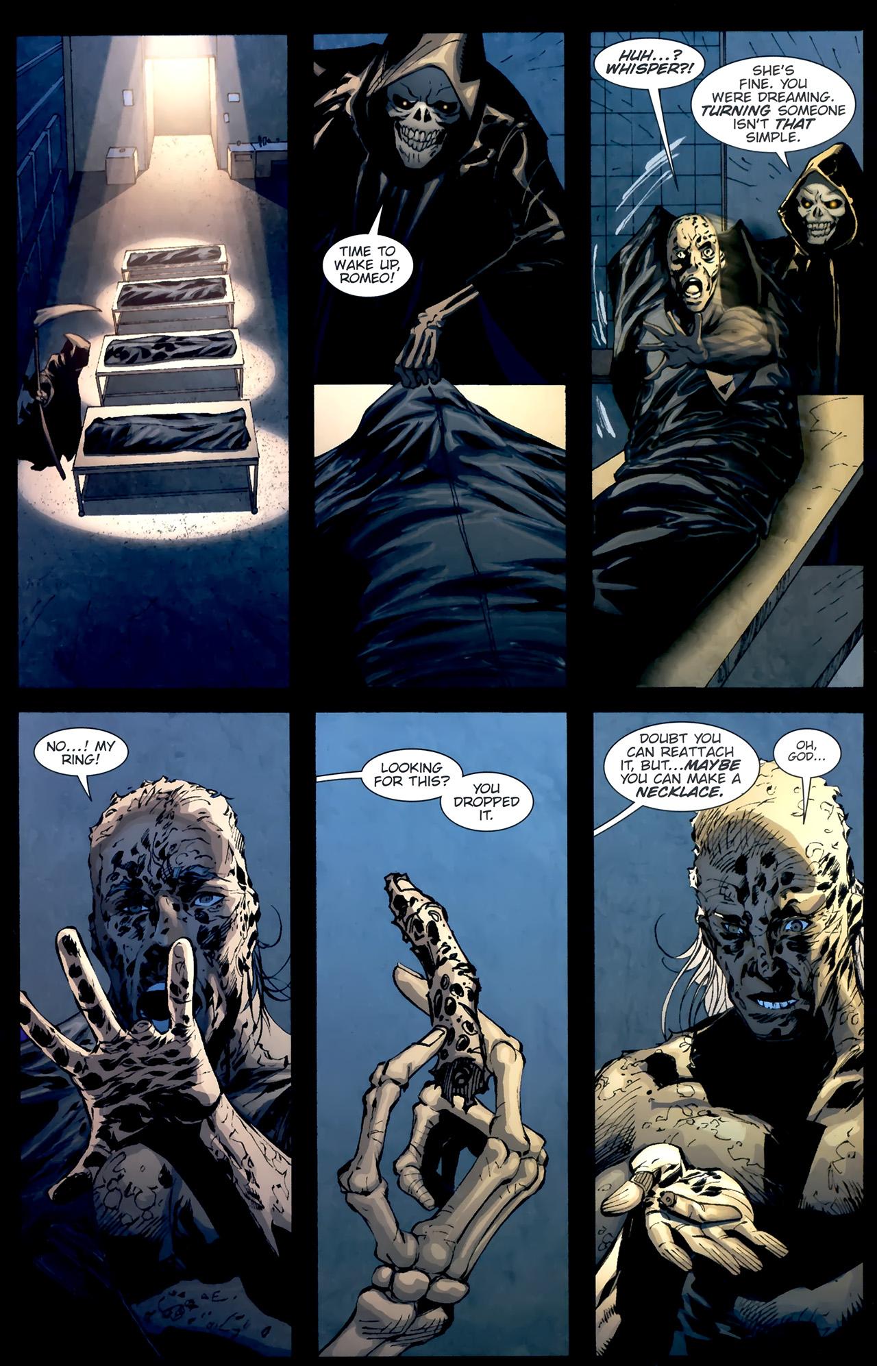 Read online Dead Romeo comic -  Issue #4 - 15