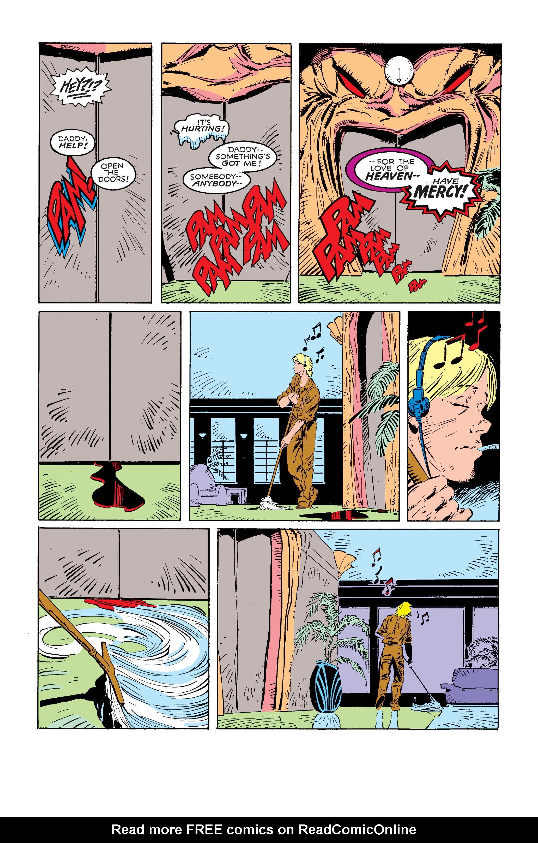 Read online Uncanny X-Men (1963) comic -  Issue #239 - 3