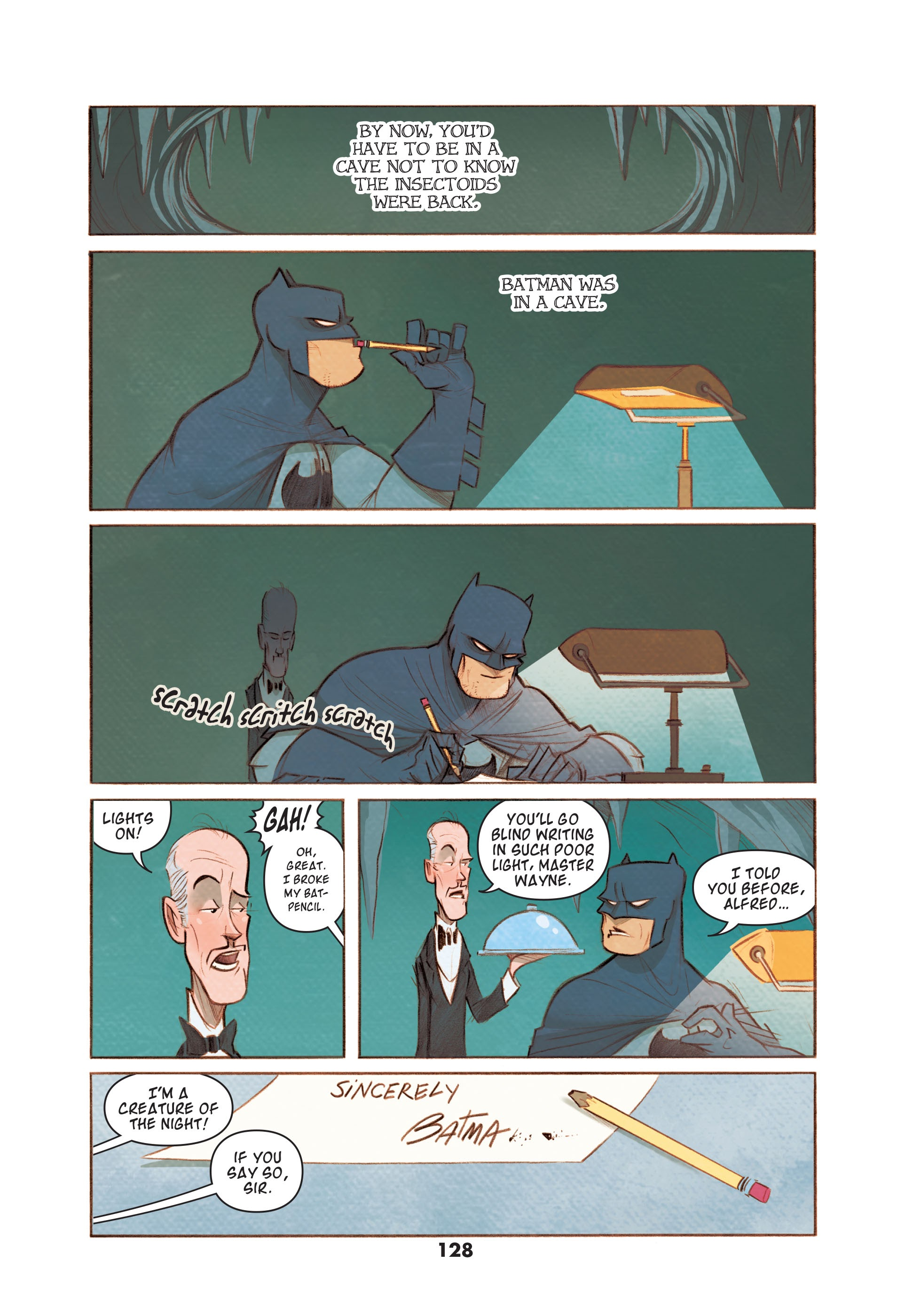 Dear Justice League #TPB_(Part_2) #1 - English 13