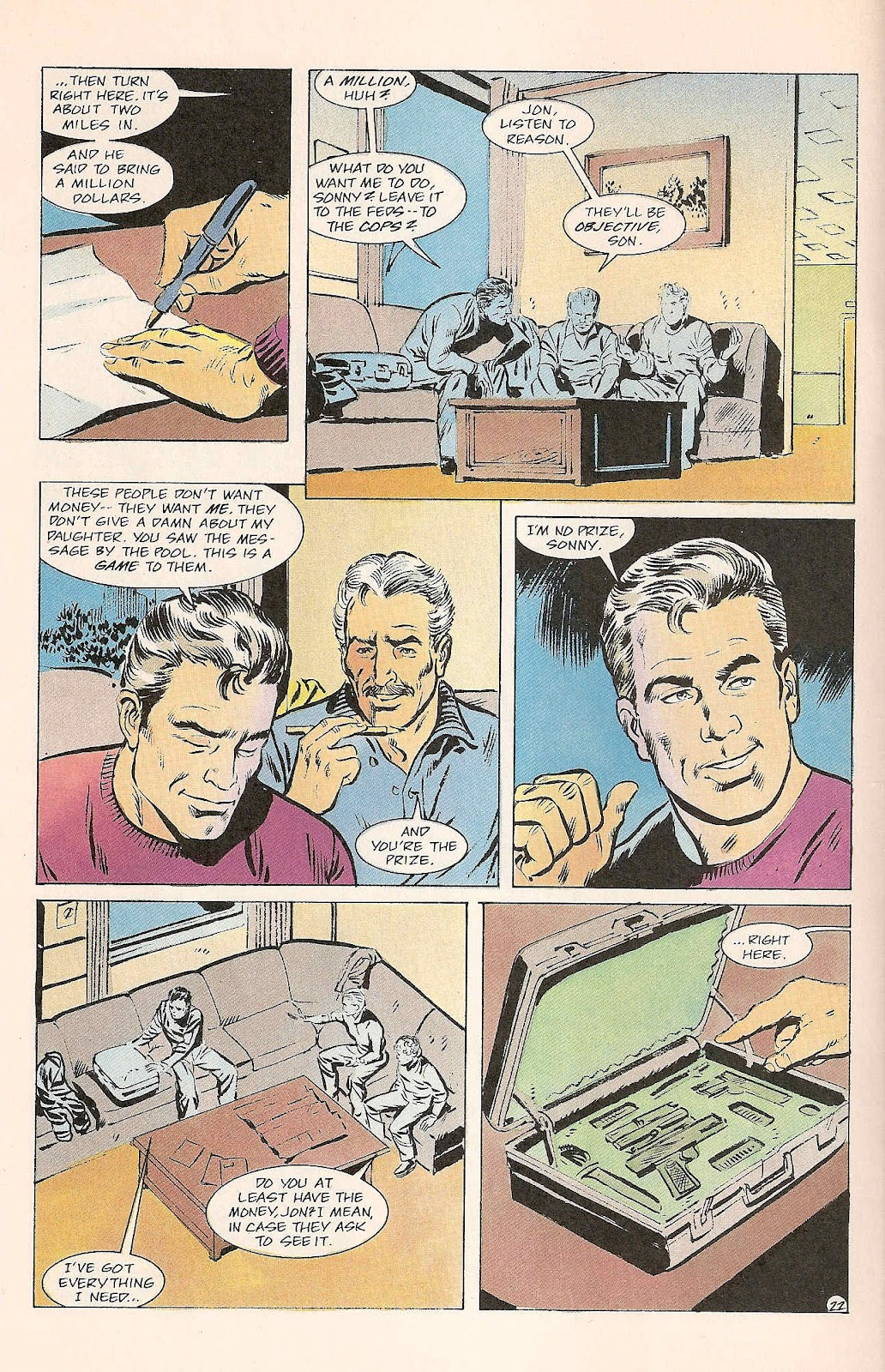 Sable issue 25 - Page 27