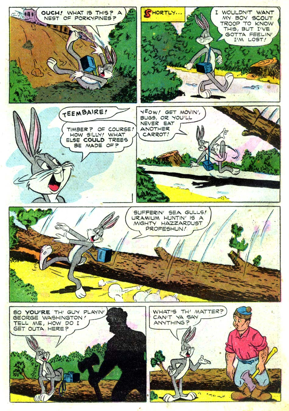 Four Color Comics issue 307 - Page 7