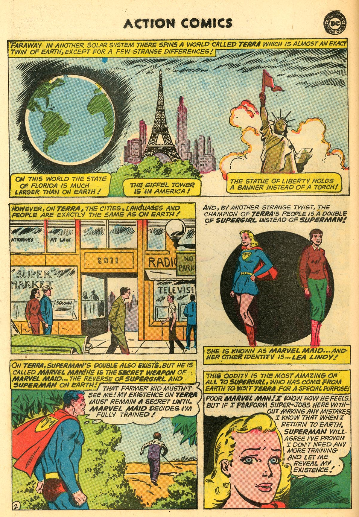 Read online Action Comics (1938) comic -  Issue #273 - 18