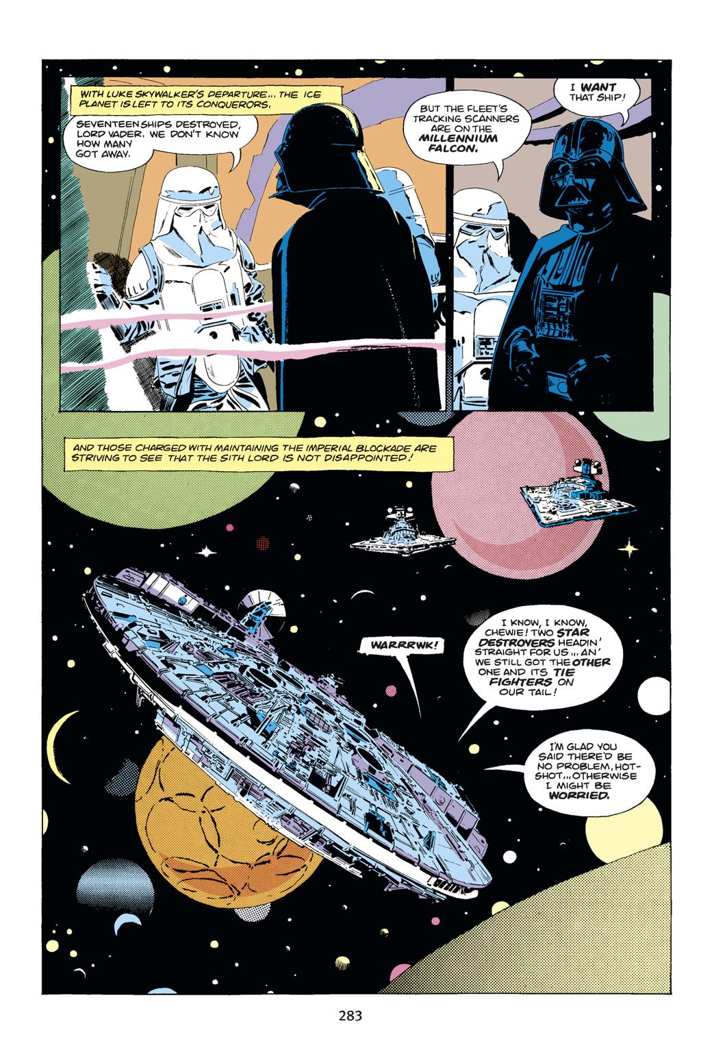 Read online Star Wars Omnibus comic -  Issue # Vol. 14 - 281