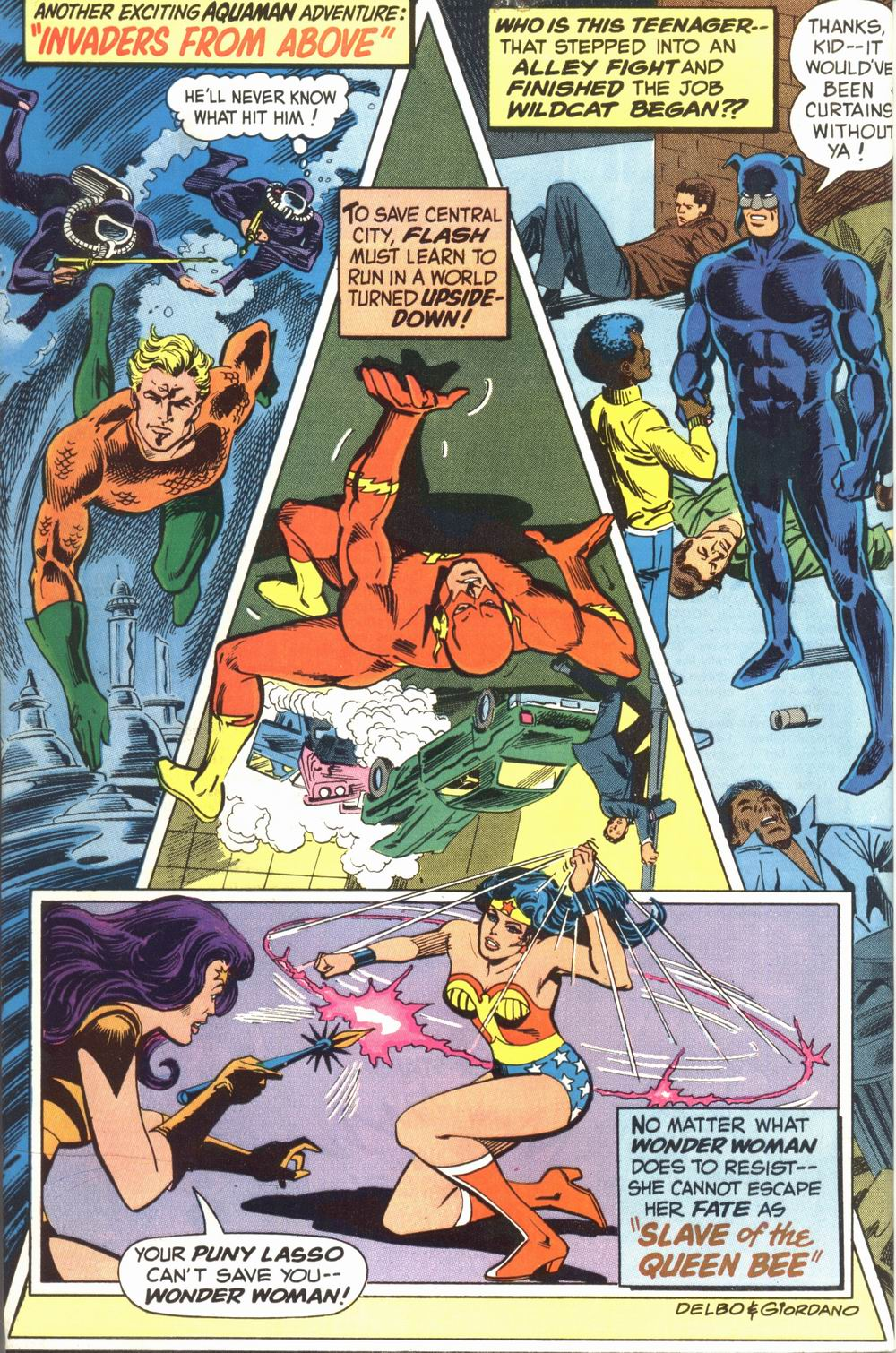 Read online Adventure Comics (1938) comic -  Issue #464 - 68