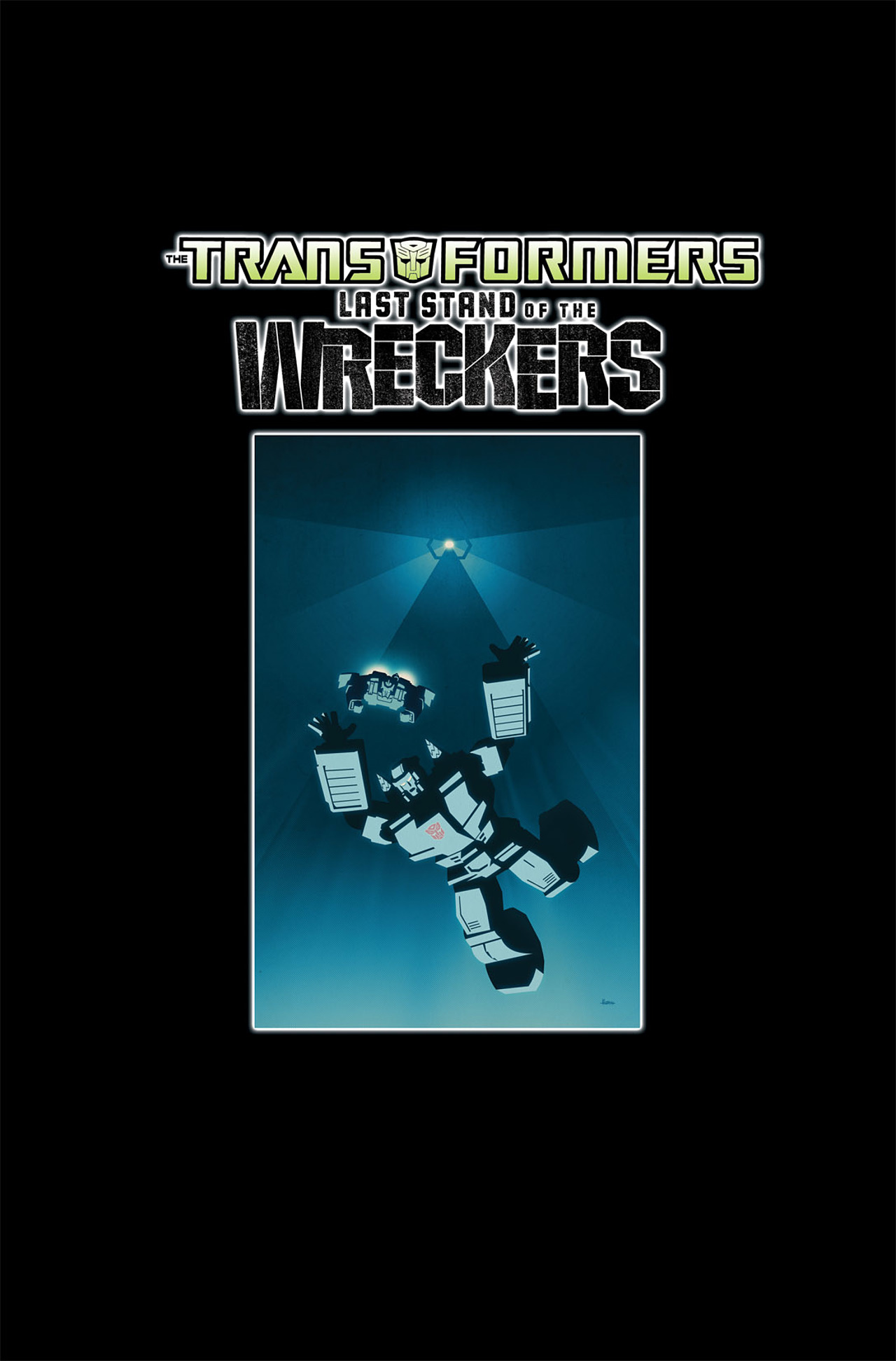 Read online Transformers: Last Stand of The Wreckers comic -  Issue #3 - 3