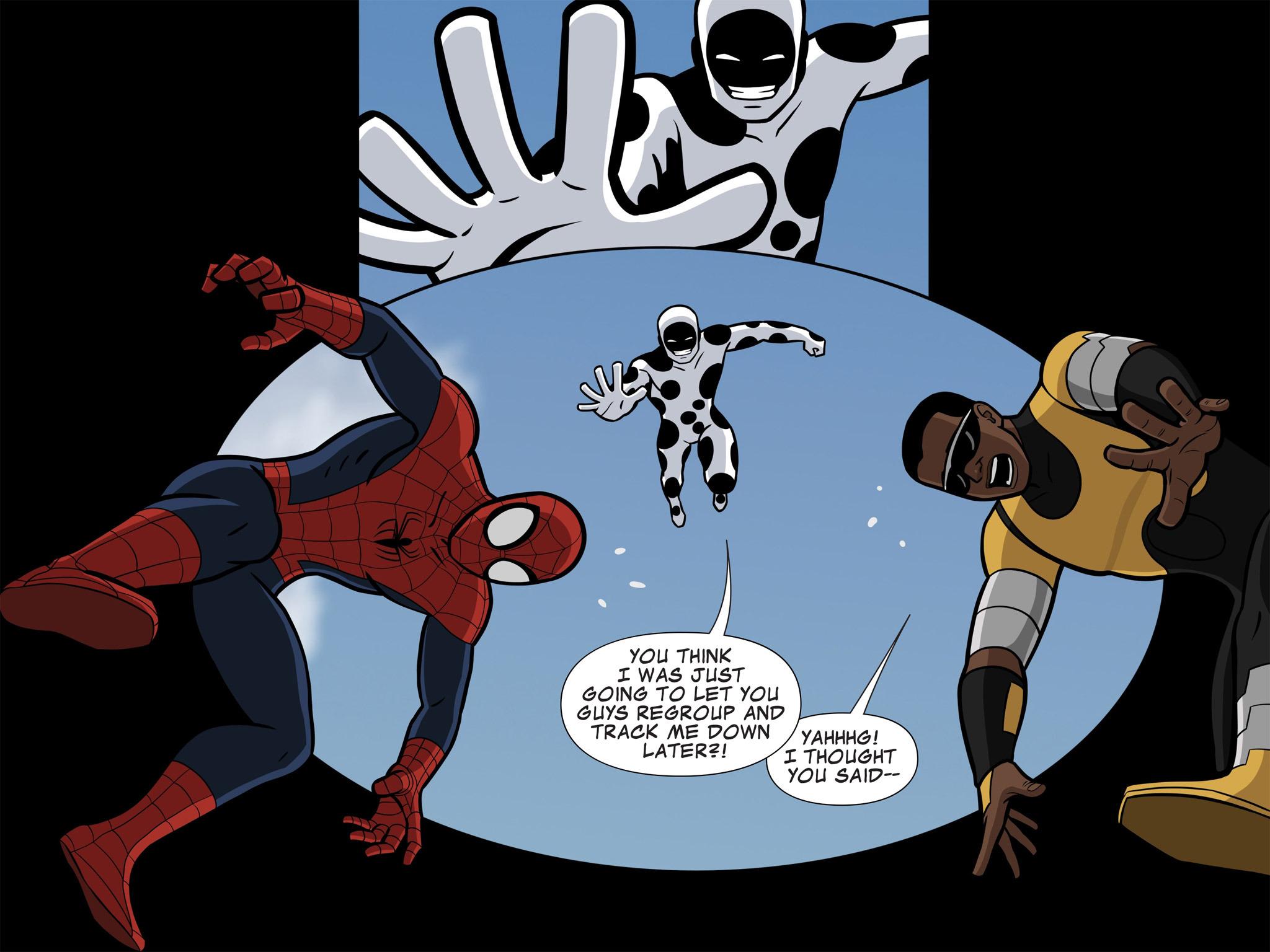 Read online Ultimate Spider-Man (Infinite Comics) (2015) comic -  Issue #11 - 9