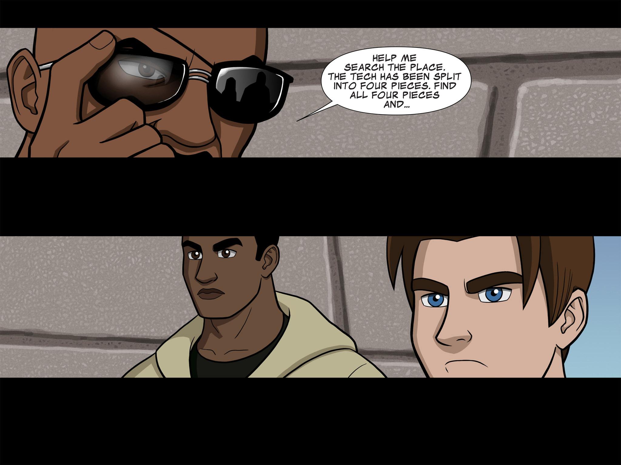 Read online Ultimate Spider-Man (Infinite Comics) (2015) comic -  Issue #7 - 3