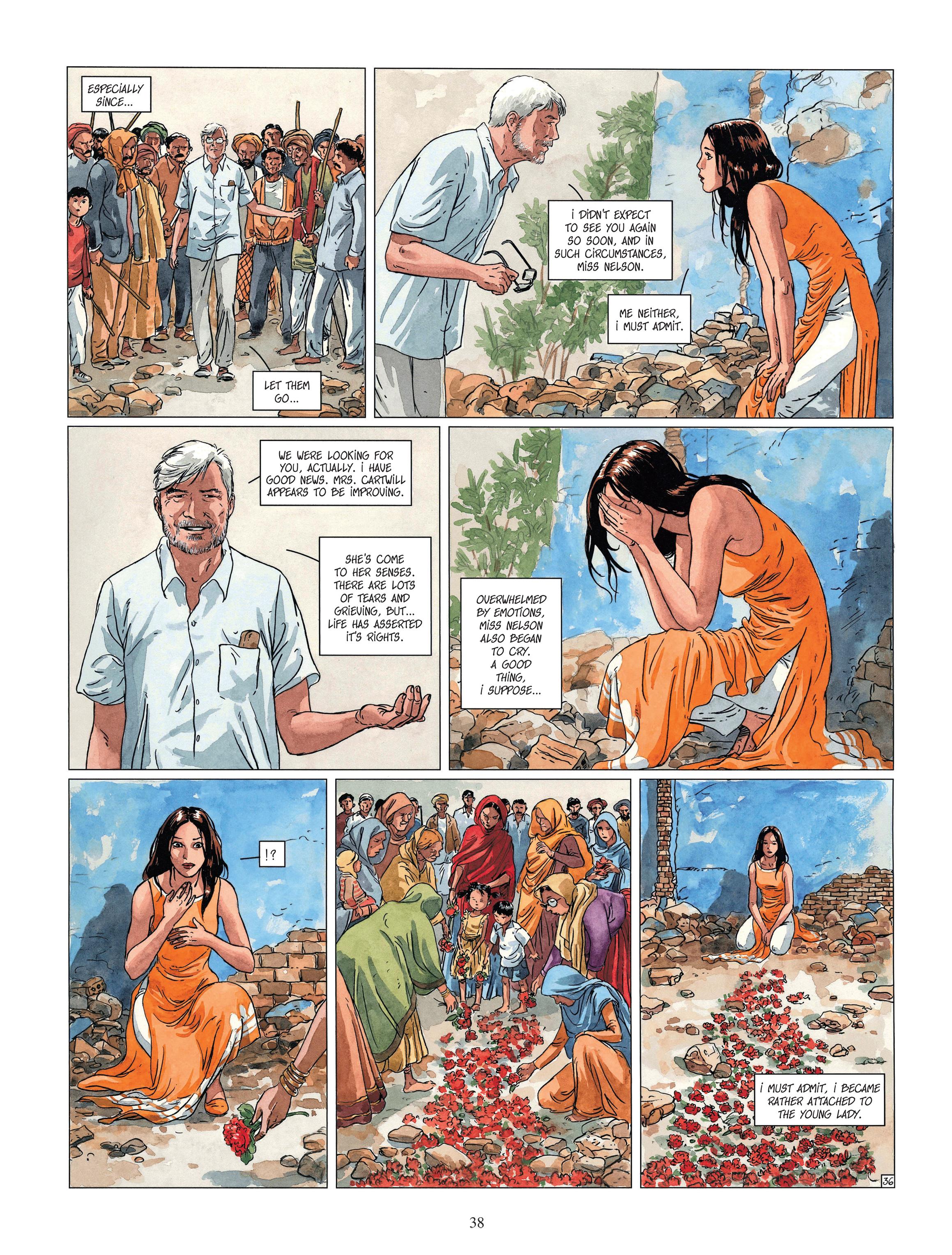 Read online Djinn comic -  Issue #13 - 39