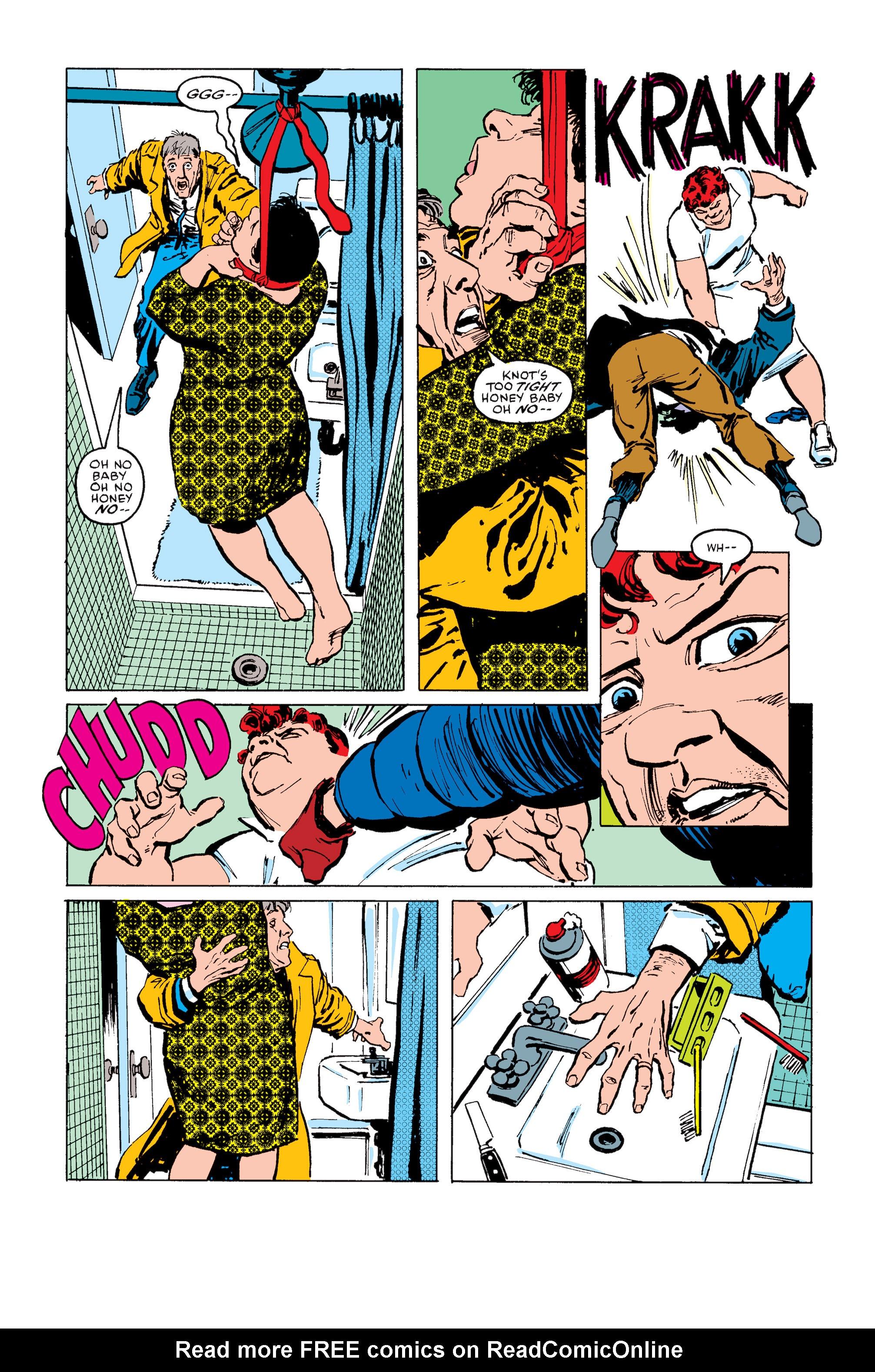 Read online Daredevil: Born Again comic -  Issue # Full - 130