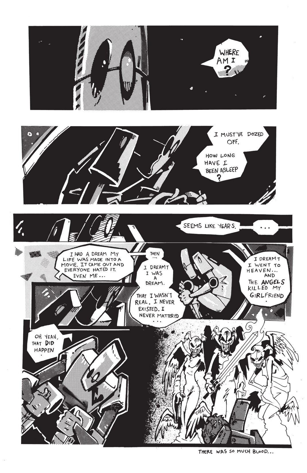 Read online Scud: The Disposable Assassin: The Whole Shebang comic -  Issue # TPB (Part 4) - 25