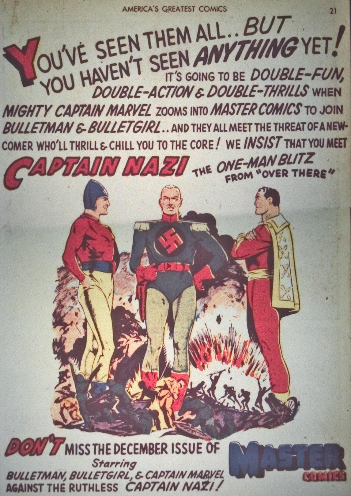 Read online America's Greatest Comics comic -  Issue #1 - 24