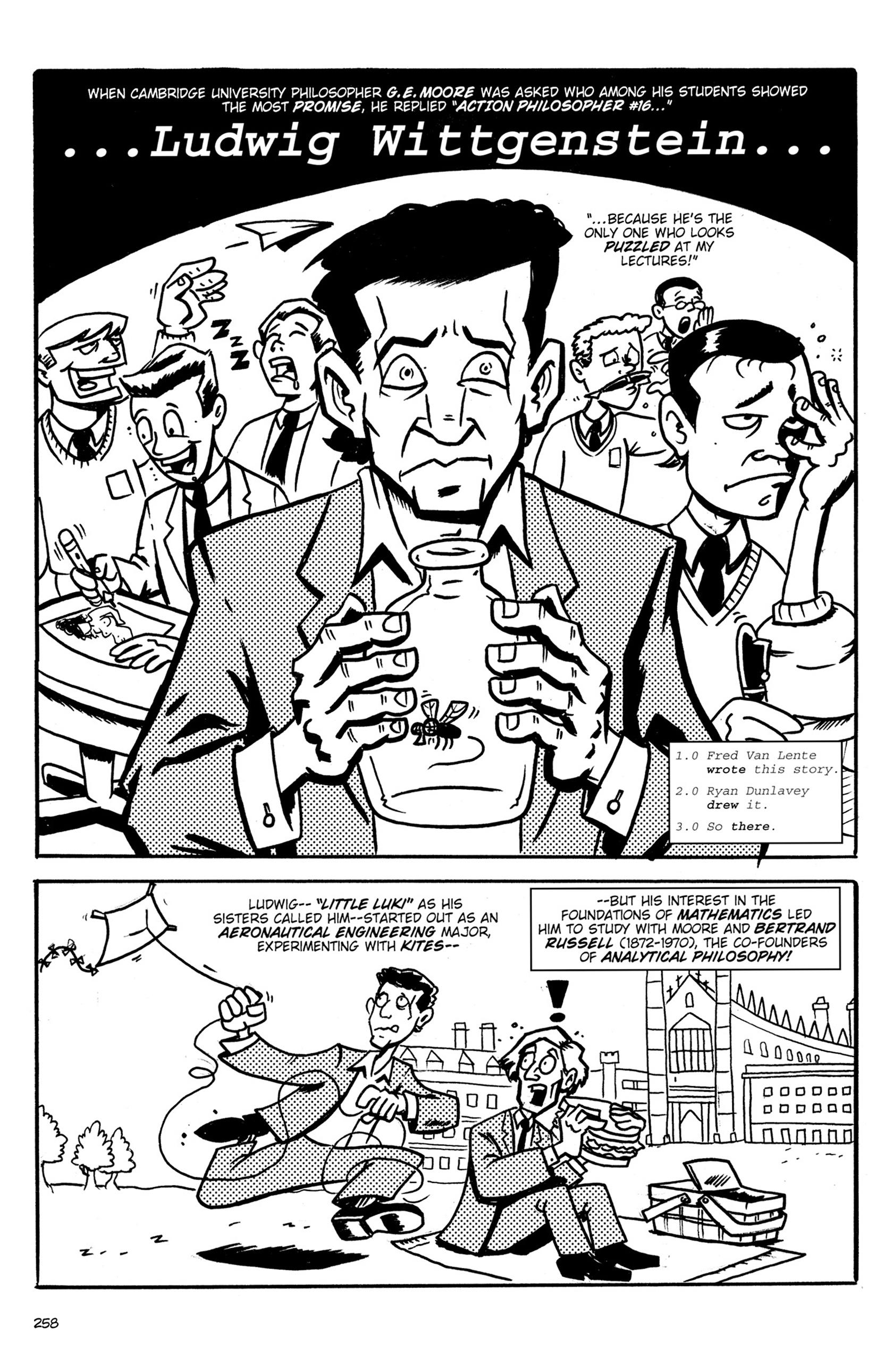 Read online Action Philosophers! comic -  Issue #Action Philosophers! TPB (Part 2) - 86