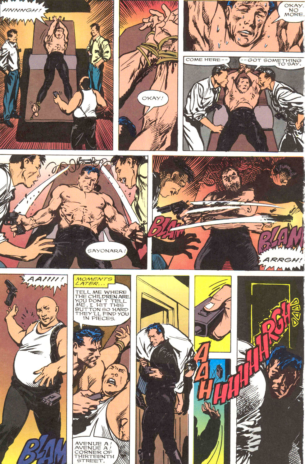 The Punisher Movie Special issue Full - Page 46