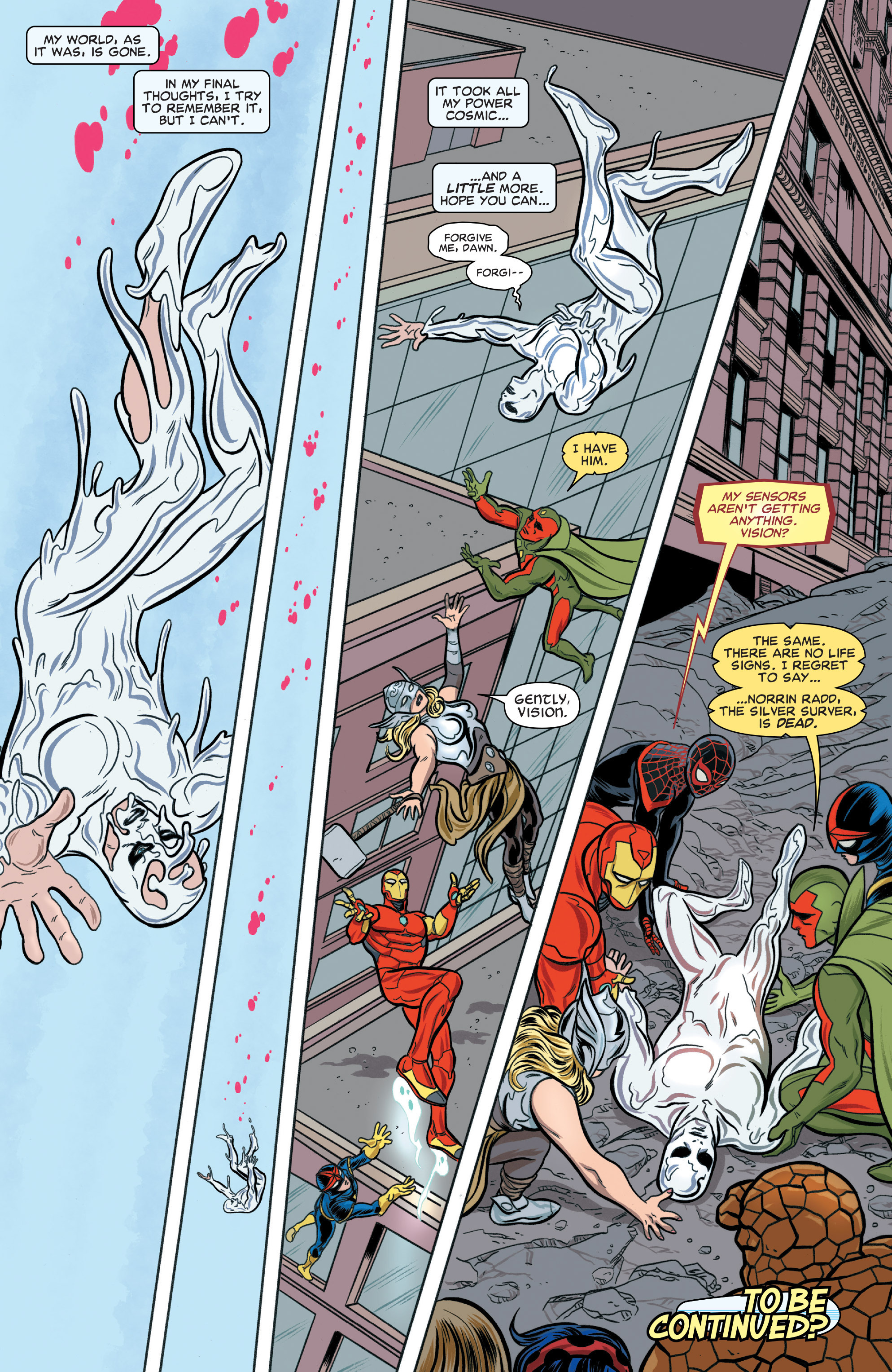 Read online Silver Surfer (2016) comic -  Issue #3 - 19