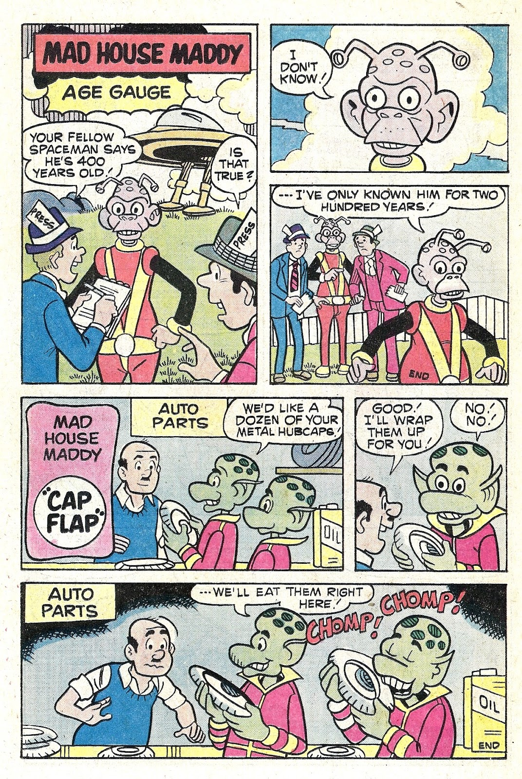 Read online Madhouse Comics comic -  Issue #116 - 18