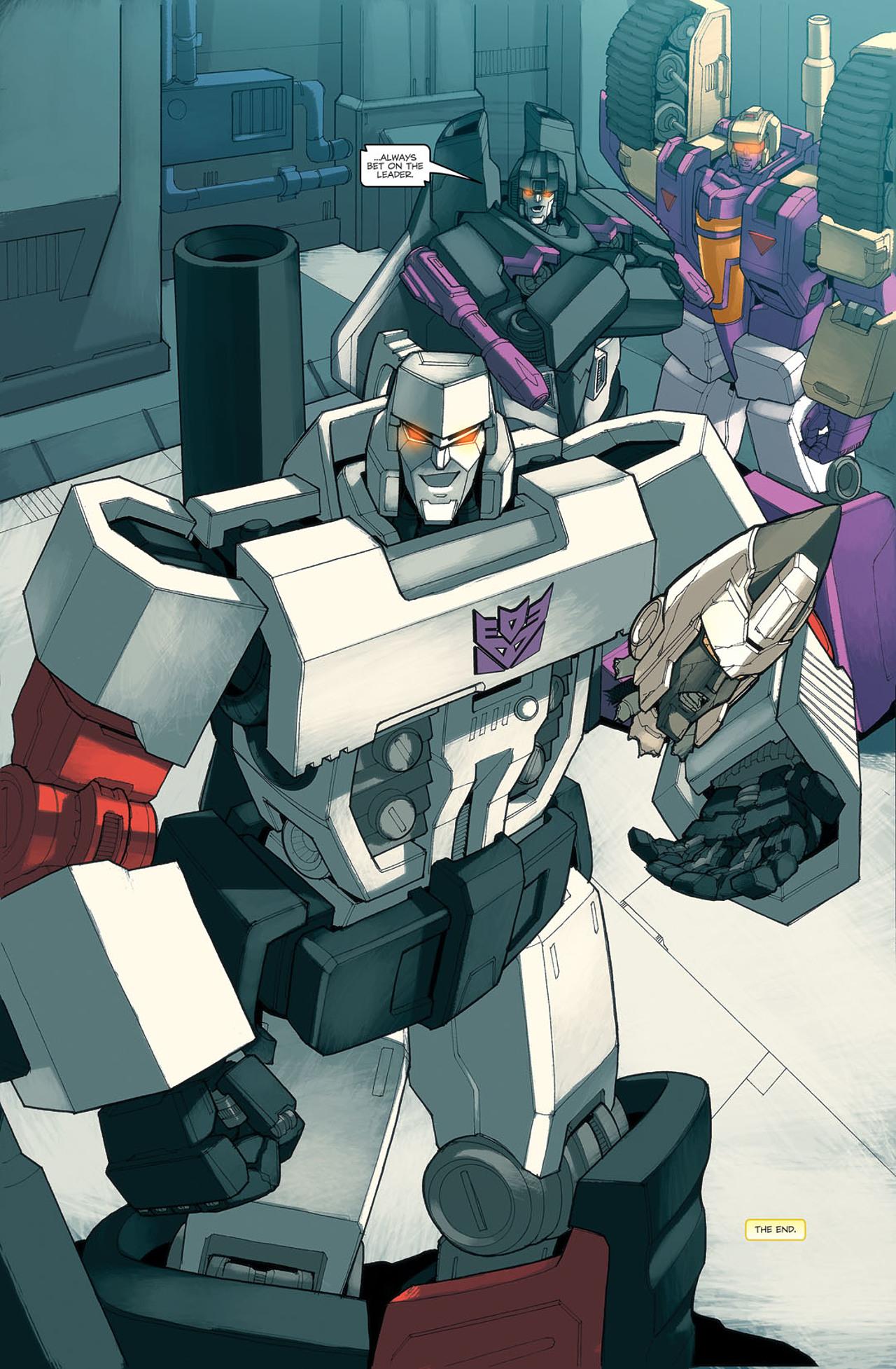 Read online Transformers Spotlight: Ramjet comic -  Issue # Full - 24