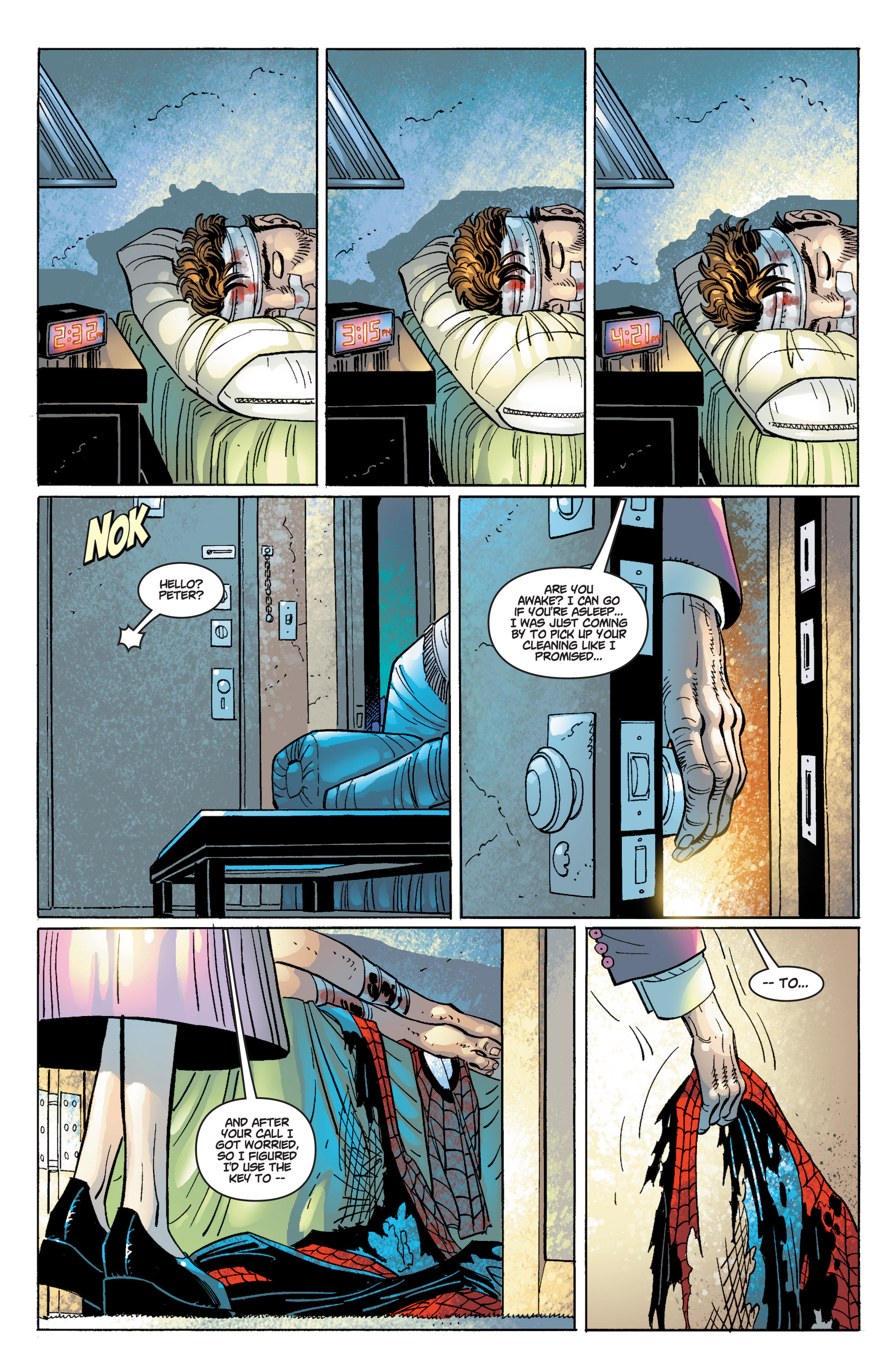 The Amazing Spider-Man (1999) 35 Page 22