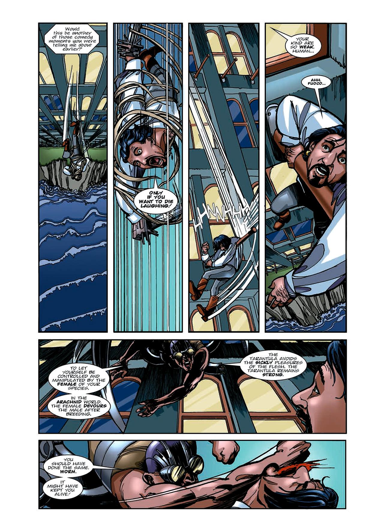 Read online Nikolai Dante comic -  Issue # TPB 6 - 63