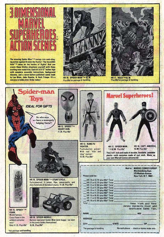 Read online Uncanny X-Men (1963) comic -  Issue #92 - 21