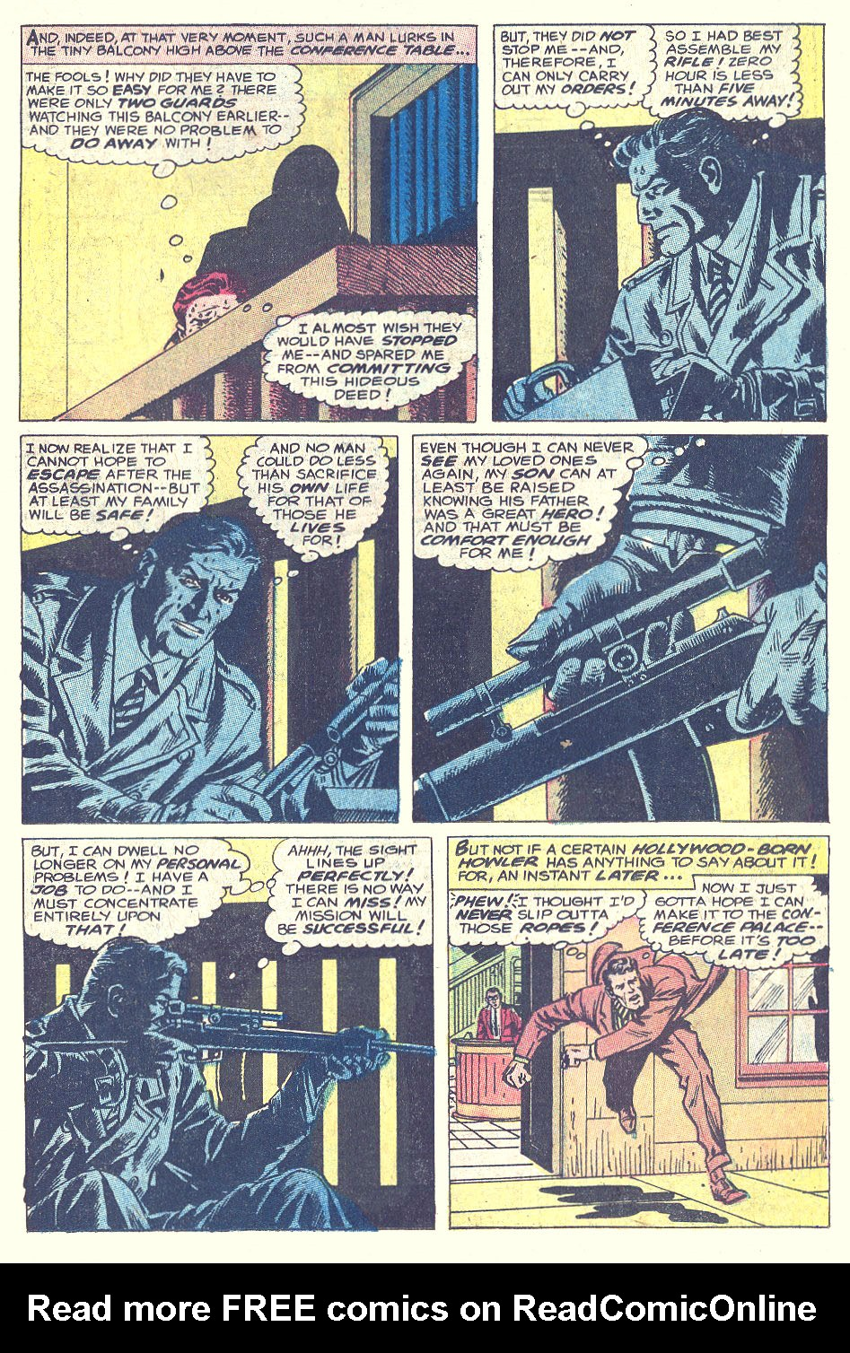 Read online Sgt. Fury comic -  Issue #146 - 19