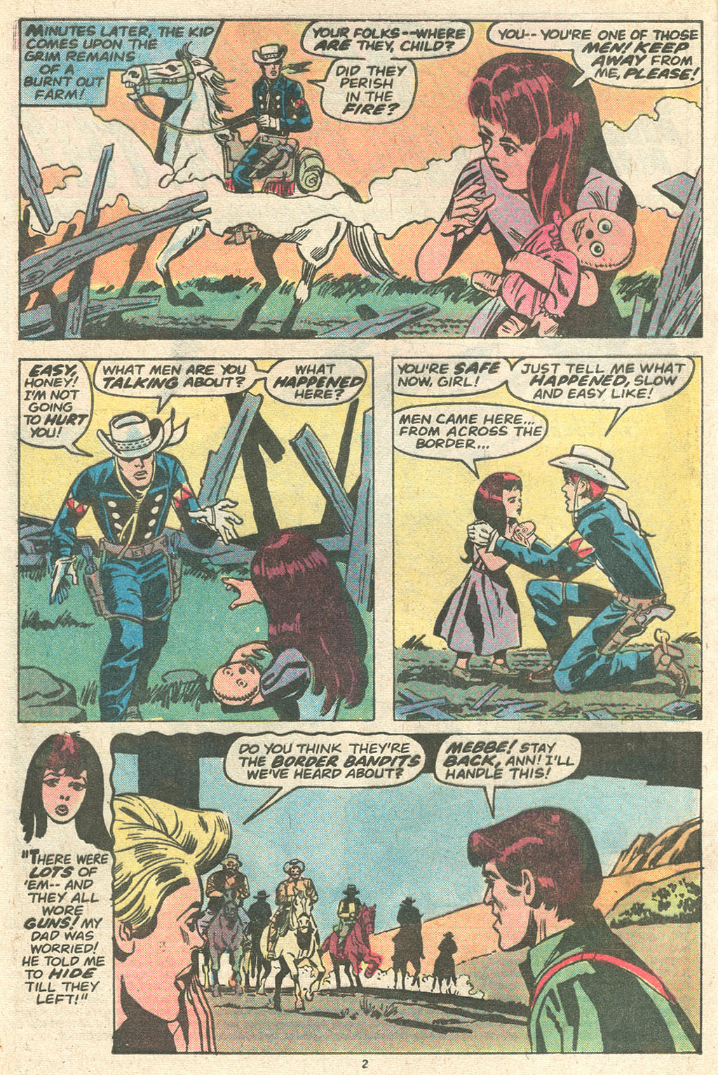 The Rawhide Kid (1955) issue 147 - Page 4