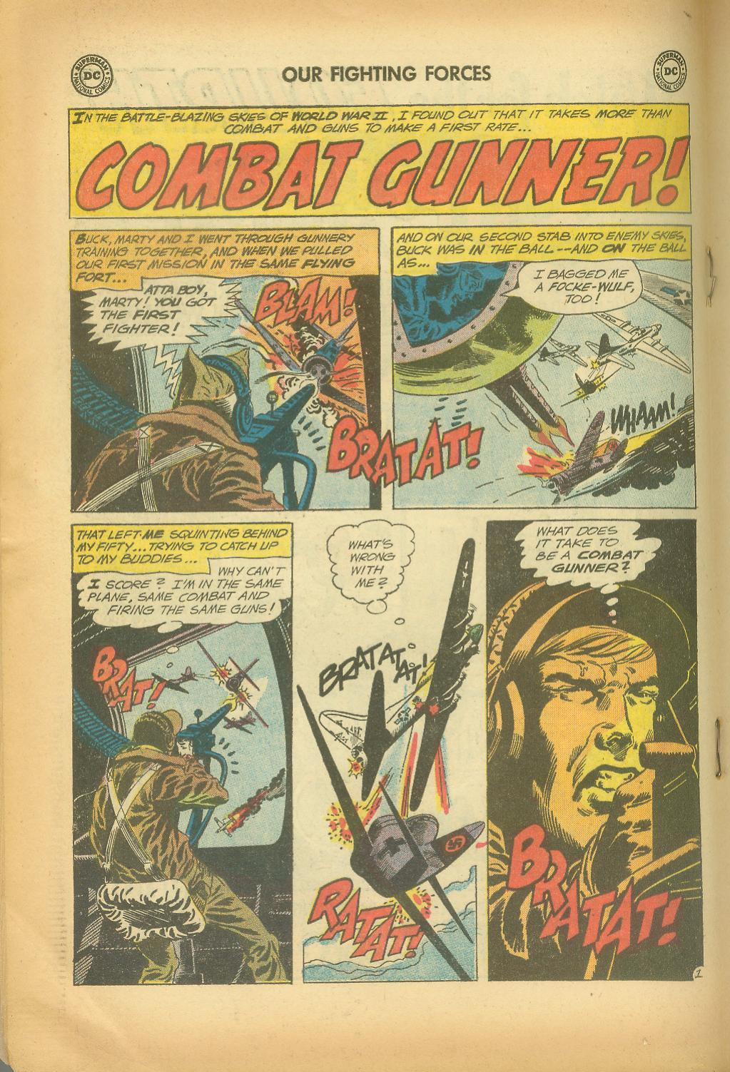 Our Fighting Forces (1954) issue 65 - Page 18