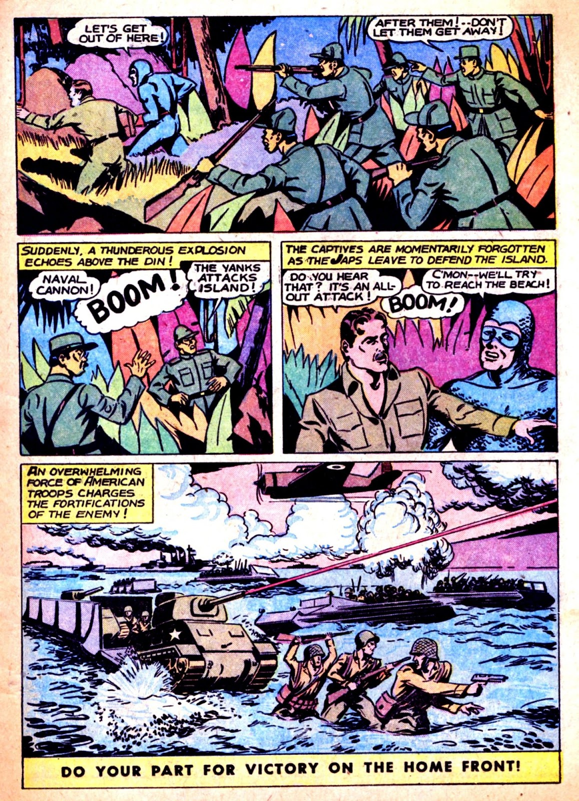 The Blue Beetle issue 31 - Page 23