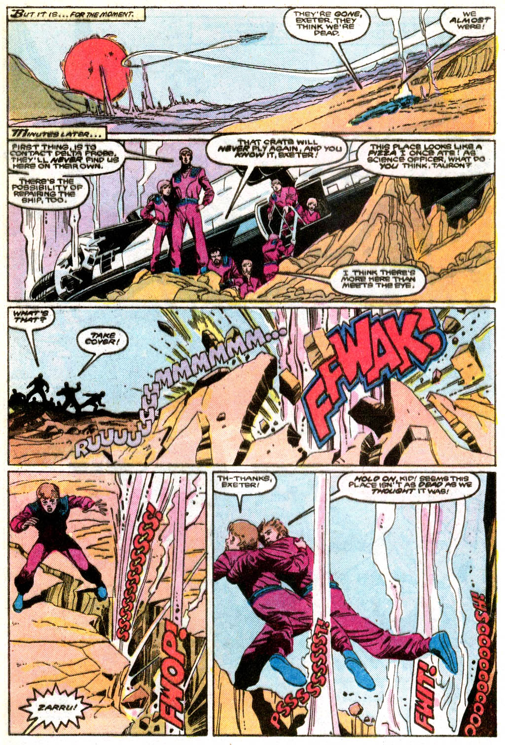 Read online Robotix comic -  Issue # Full - 4