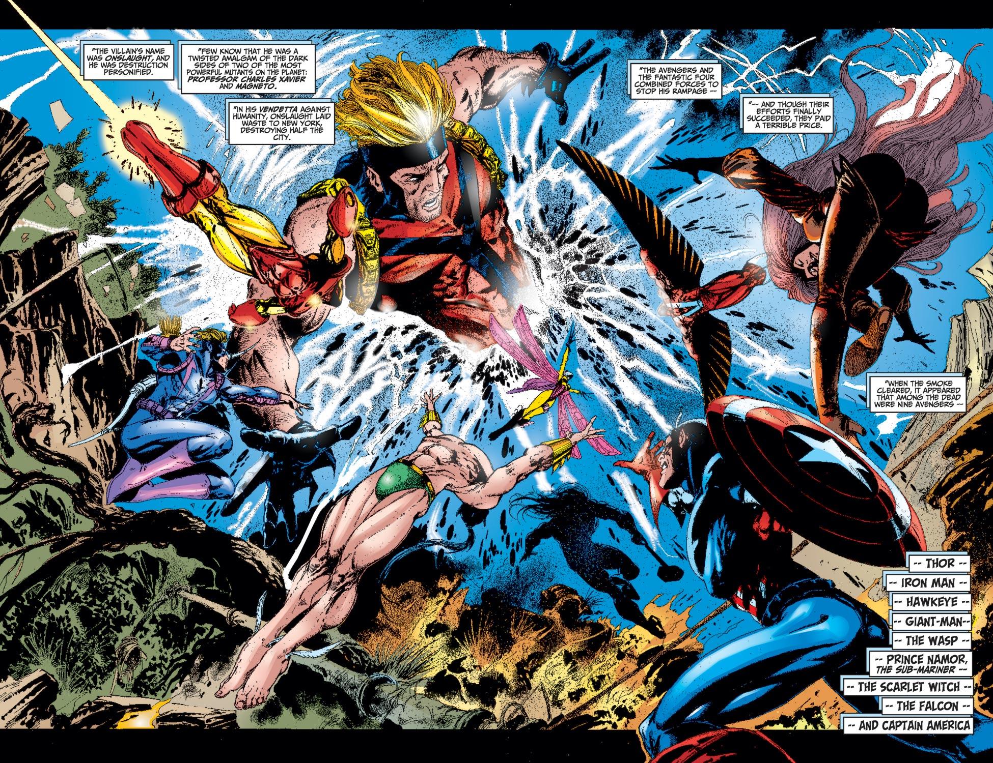 Read online Avengers (1998) comic -  Issue #Avengers (1998) Annual - 11