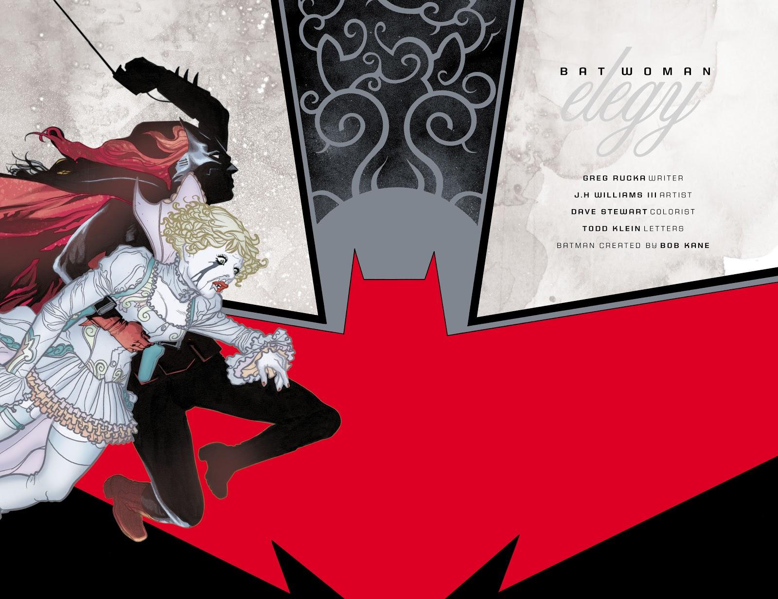 Read online Detective Comics (1937) comic -  Issue # _TPB Batwoman - Elegy (Part 1) - 3