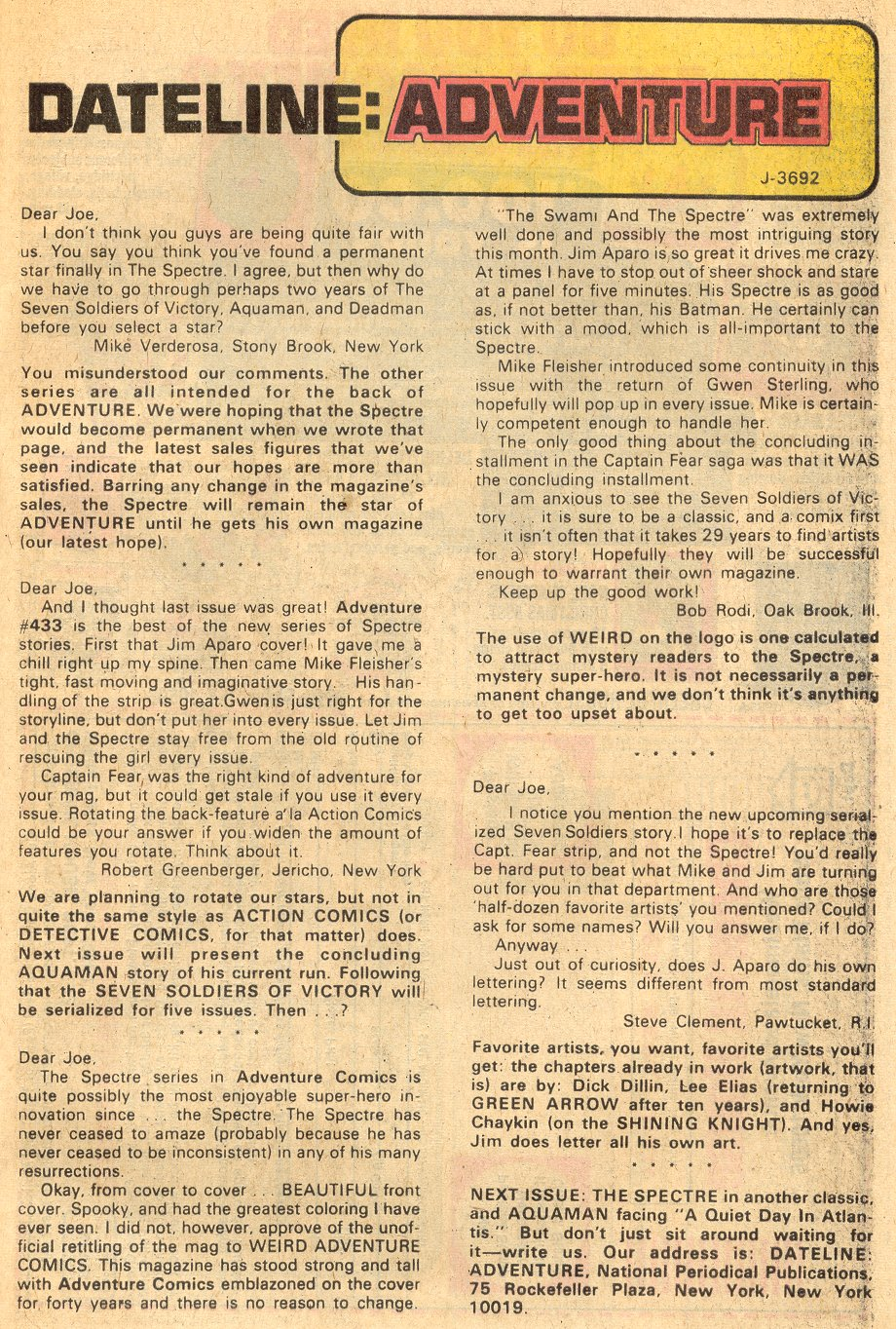 Read online Adventure Comics (1938) comic -  Issue #436 - 25