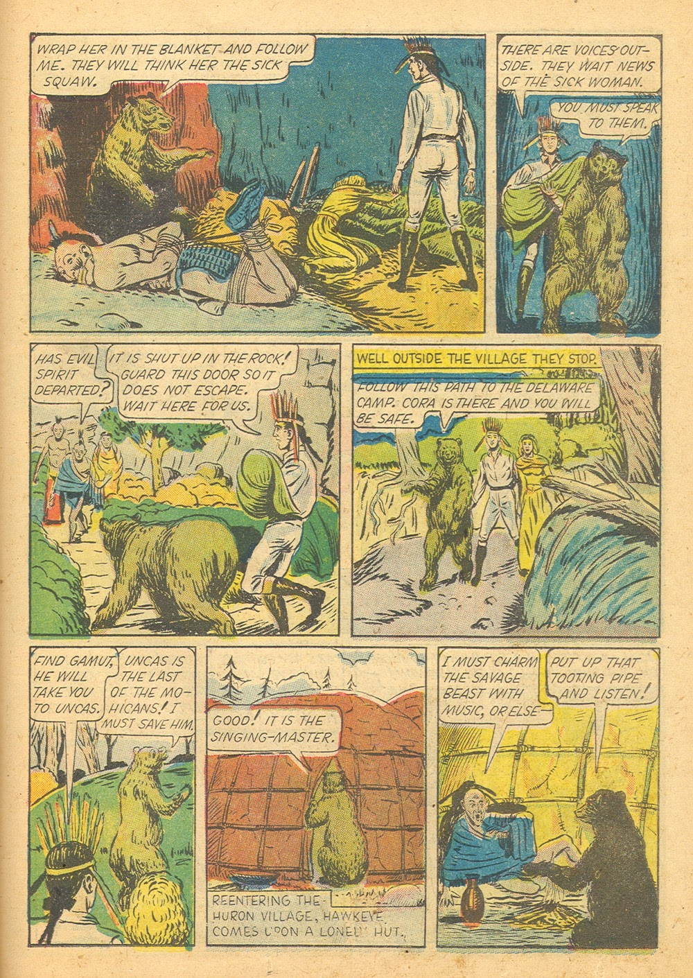 Classics Illustrated issue 4 - Page 47