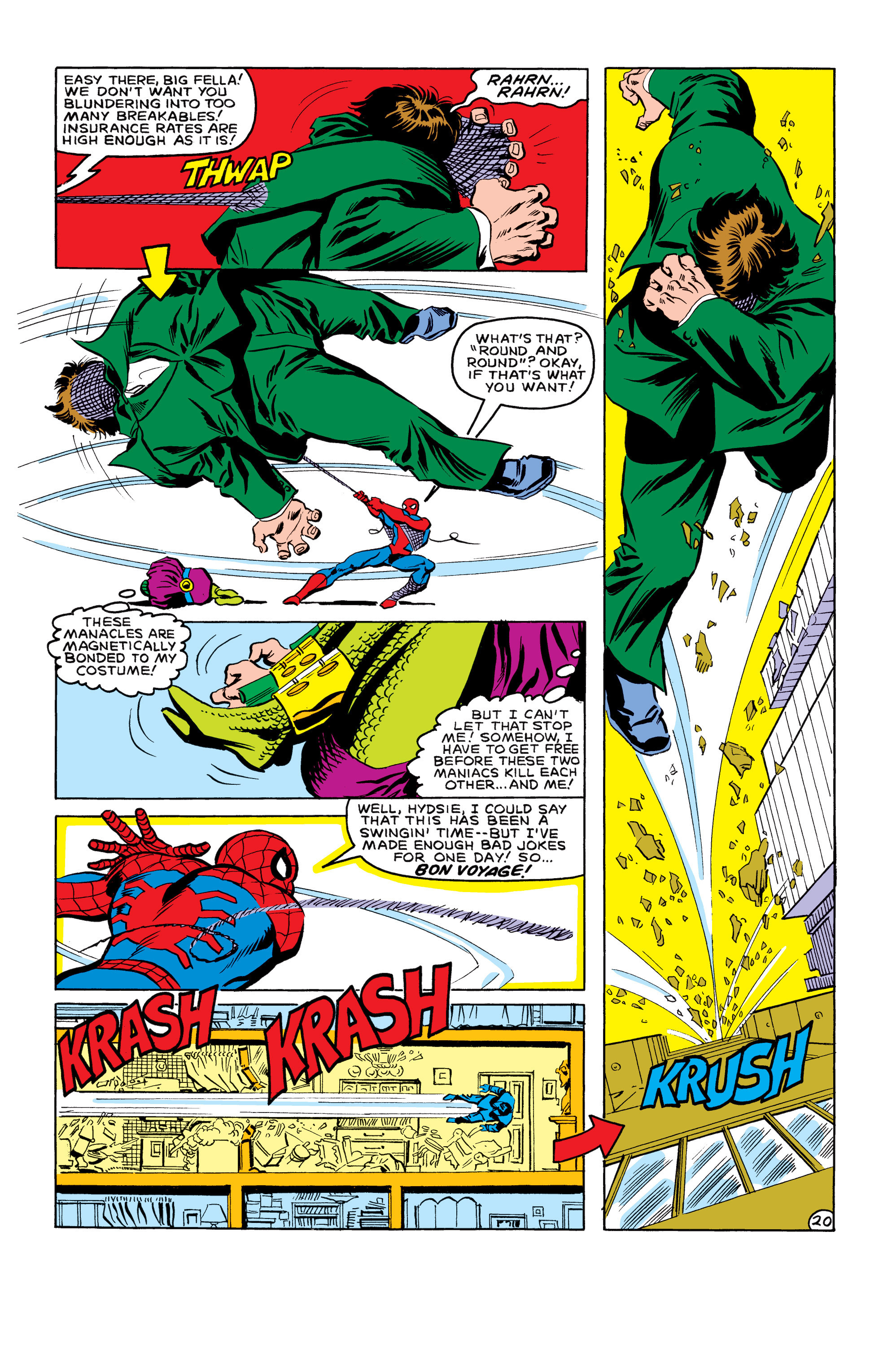 The Amazing Spider-Man (1963) 232 Page 20