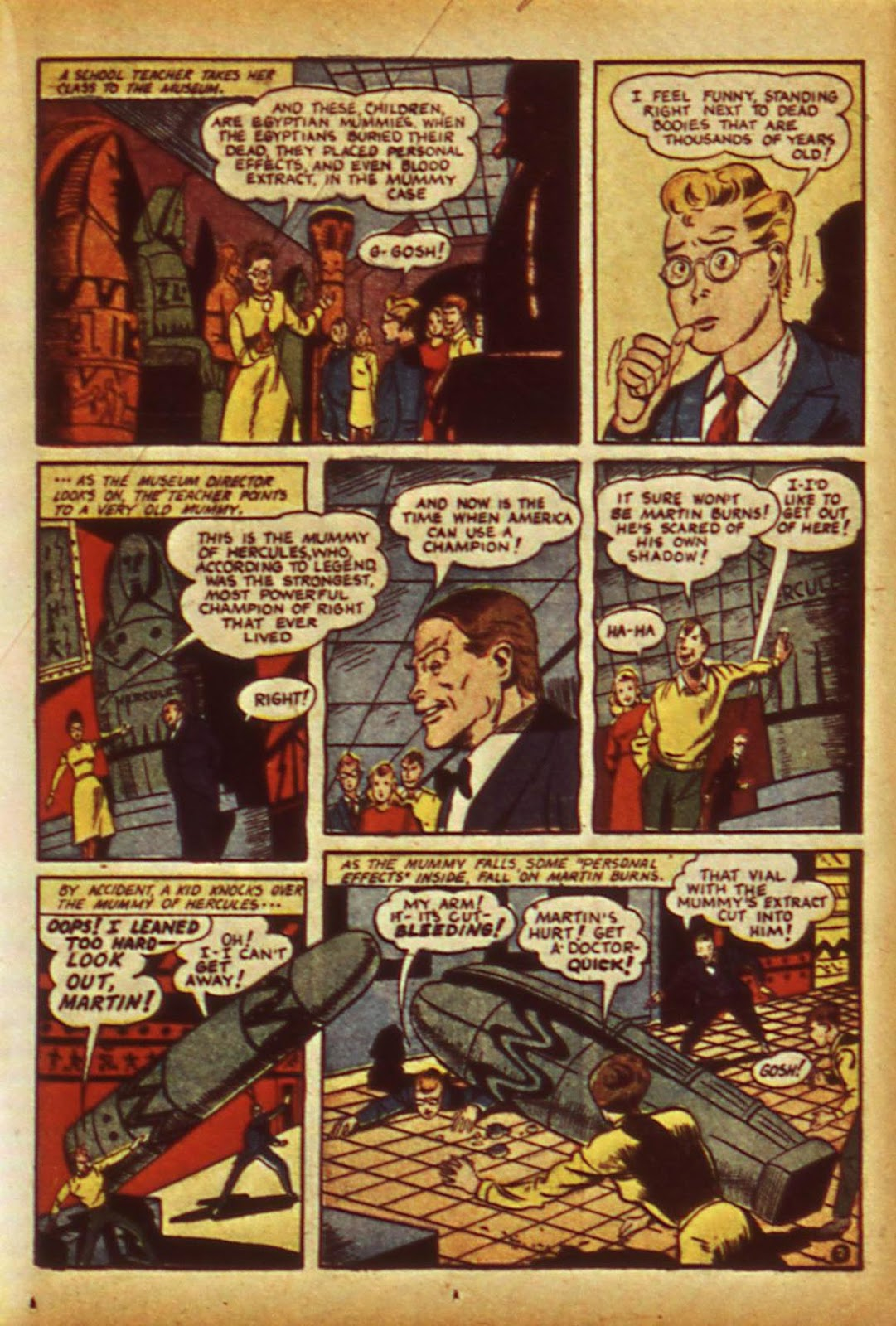 USA Comics issue 7 - Page 33