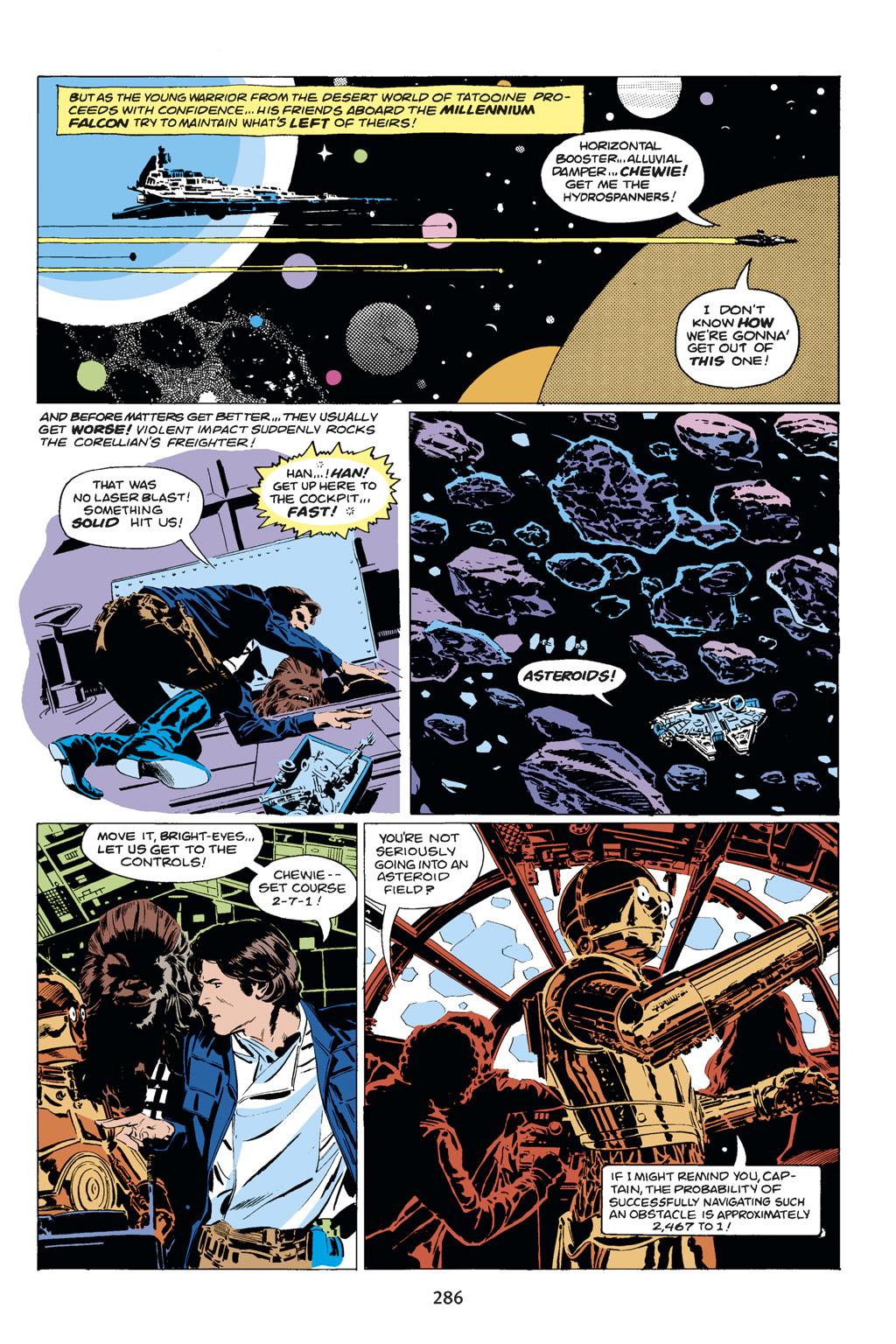 Read online Star Wars Omnibus comic -  Issue # Vol. 14 - 284