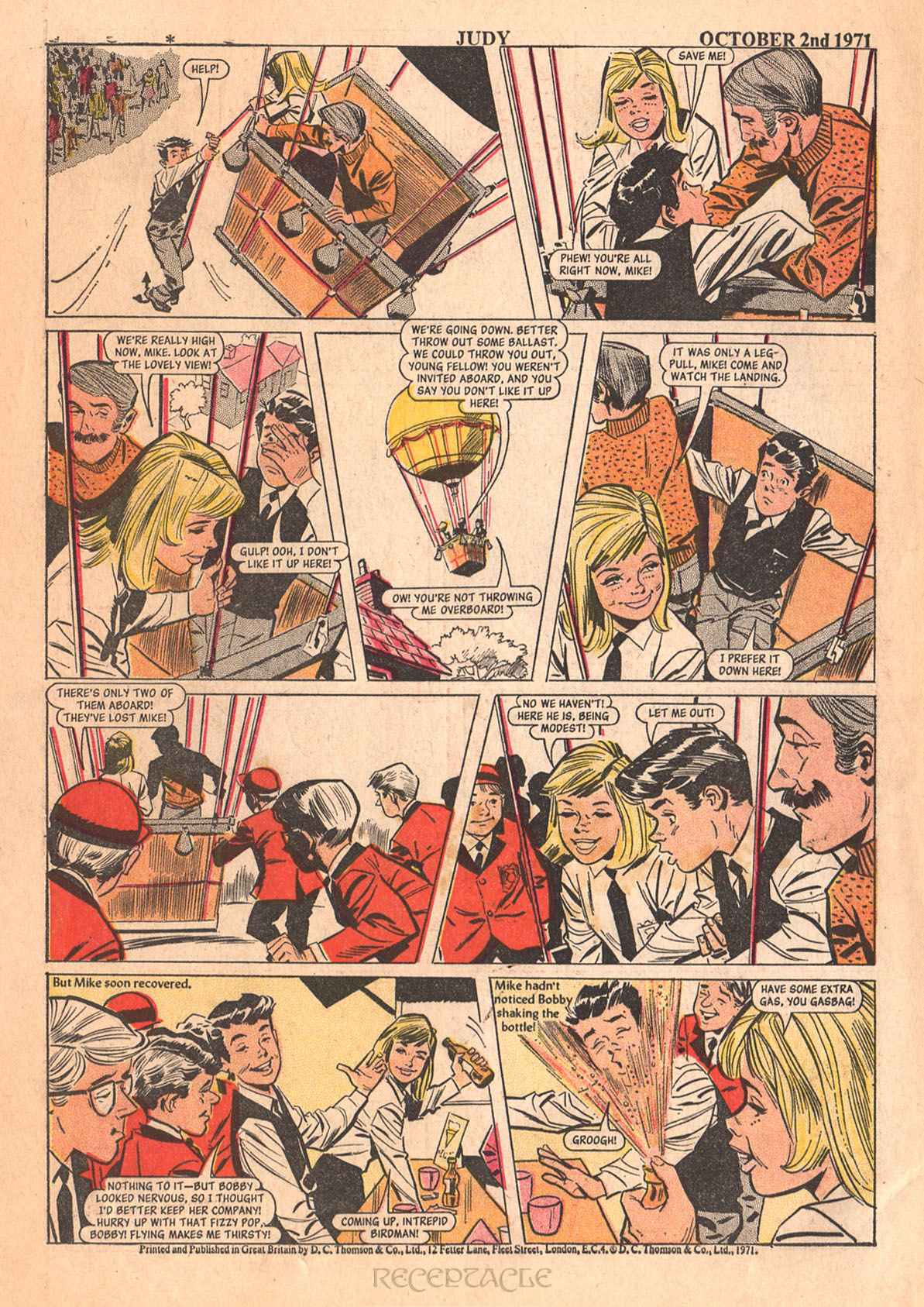 Read online Judy comic -  Issue #612 - 32