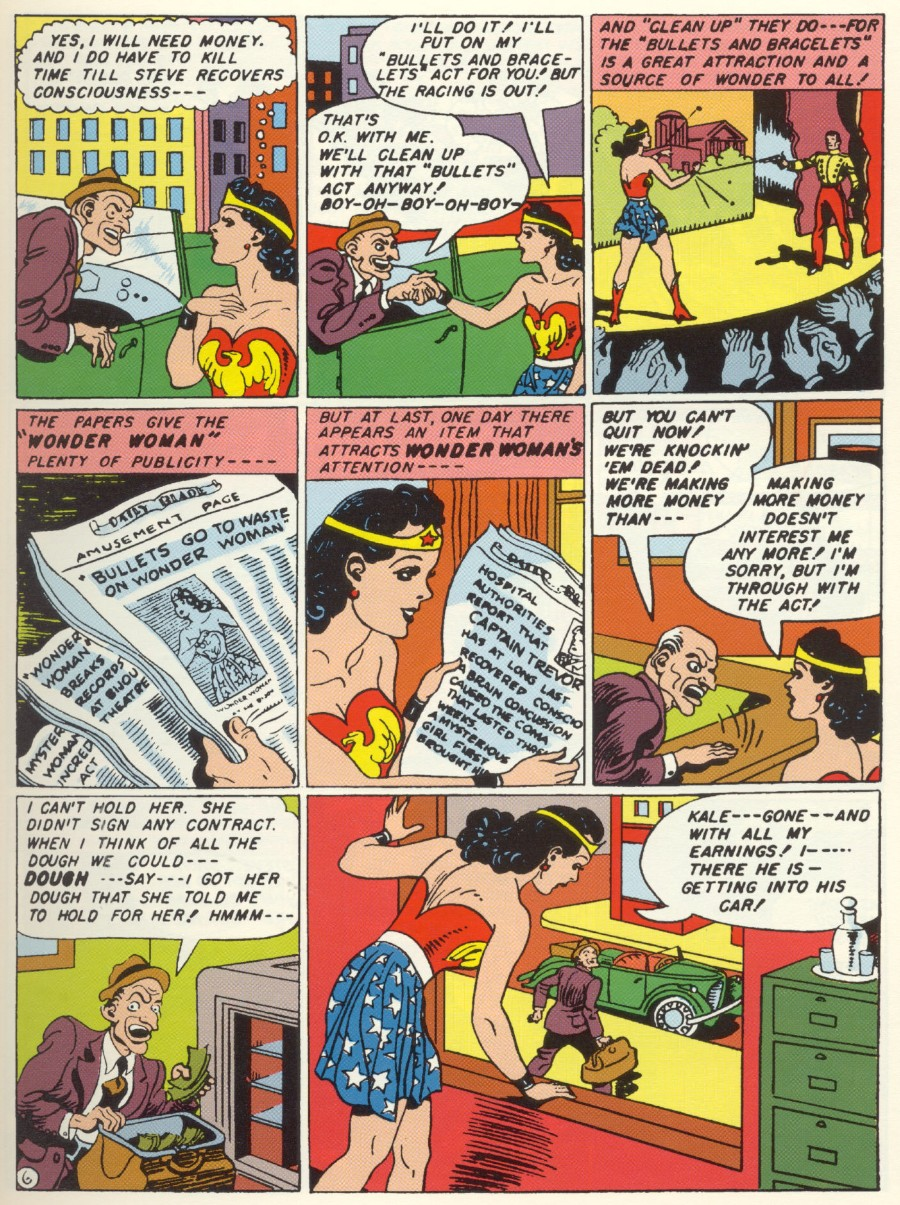 Read online Sensation (Mystery) Comics comic -  Issue #1 - 8