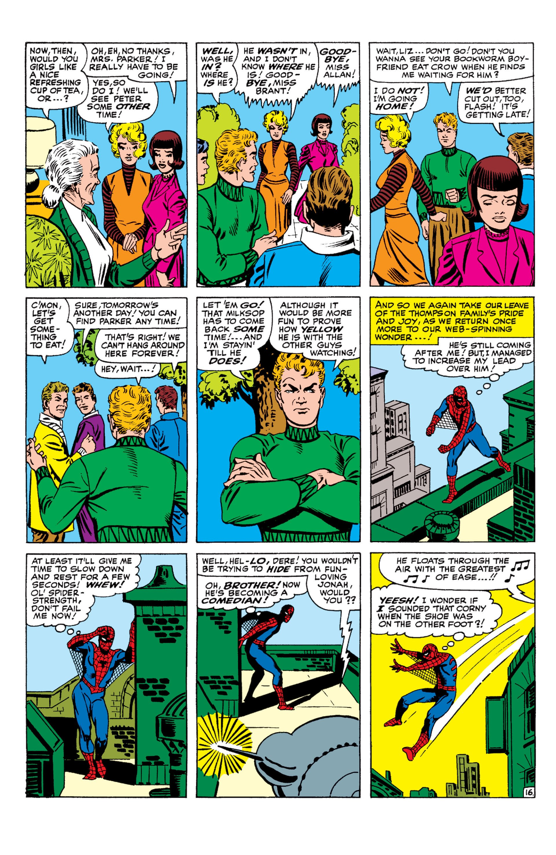 The Amazing Spider-Man (1963) 25 Page 16