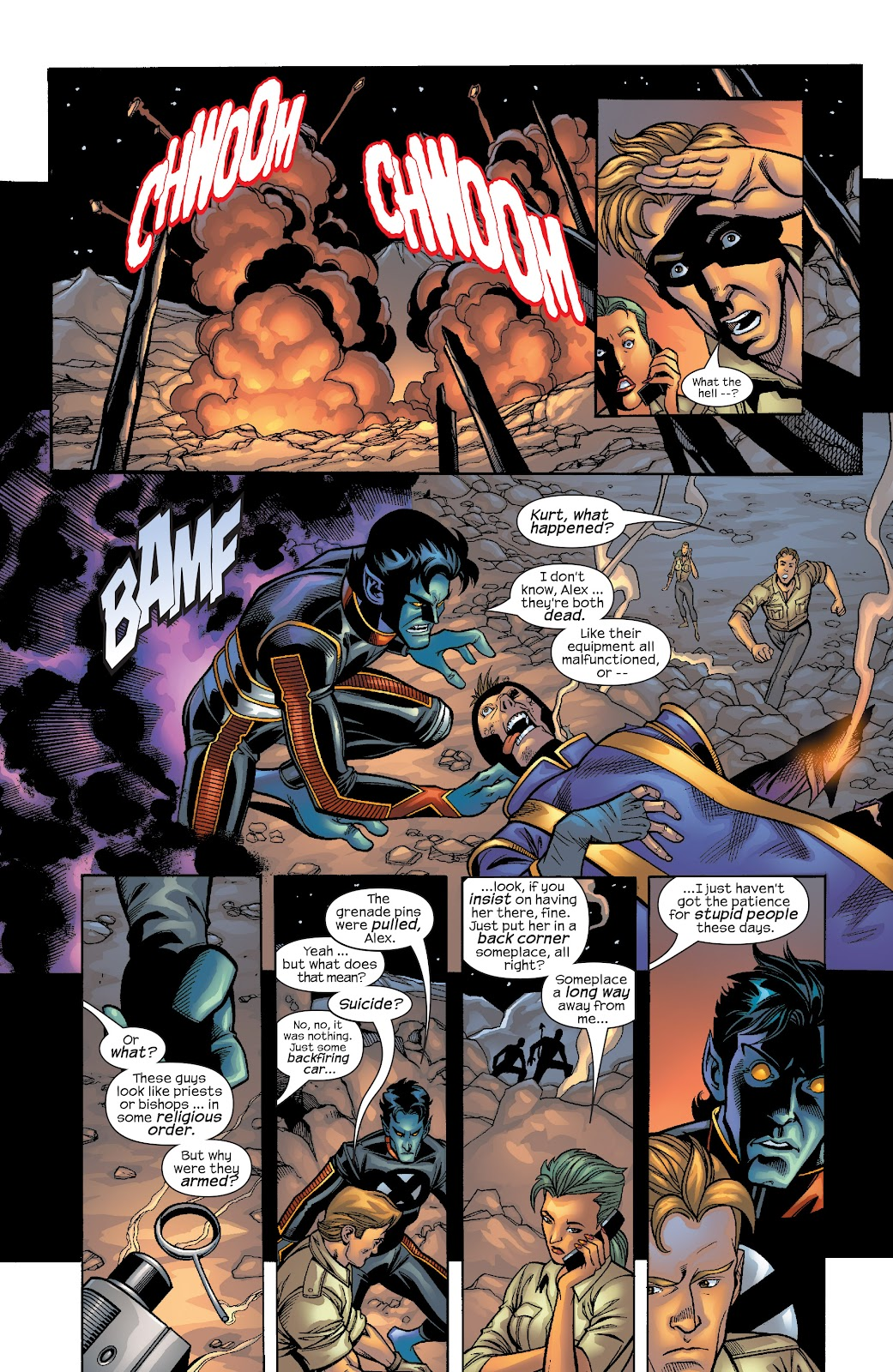 Read online X-Men: Unstoppable comic -  Issue # TPB (Part 4) - 41