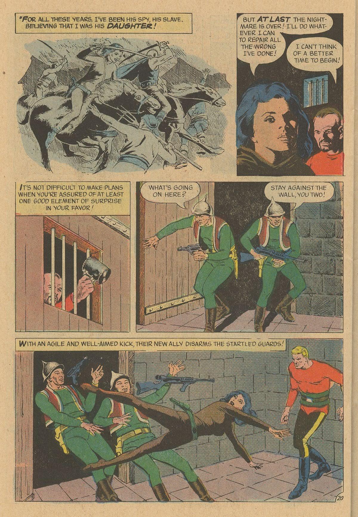 Flash Gordon (1969) issue 12 - Page 26
