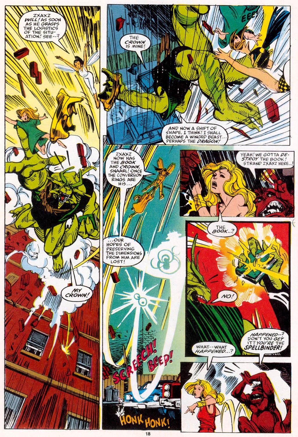 Read online Spellbound comic -  Issue #1 - 19